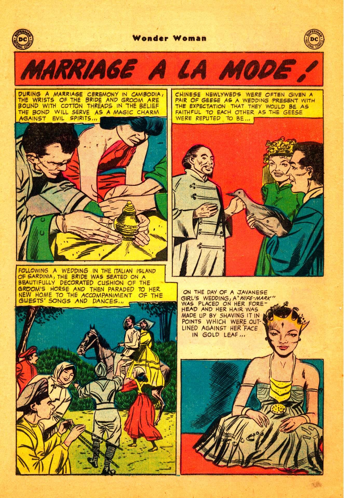 Read online Wonder Woman (1942) comic -  Issue #86 - 11
