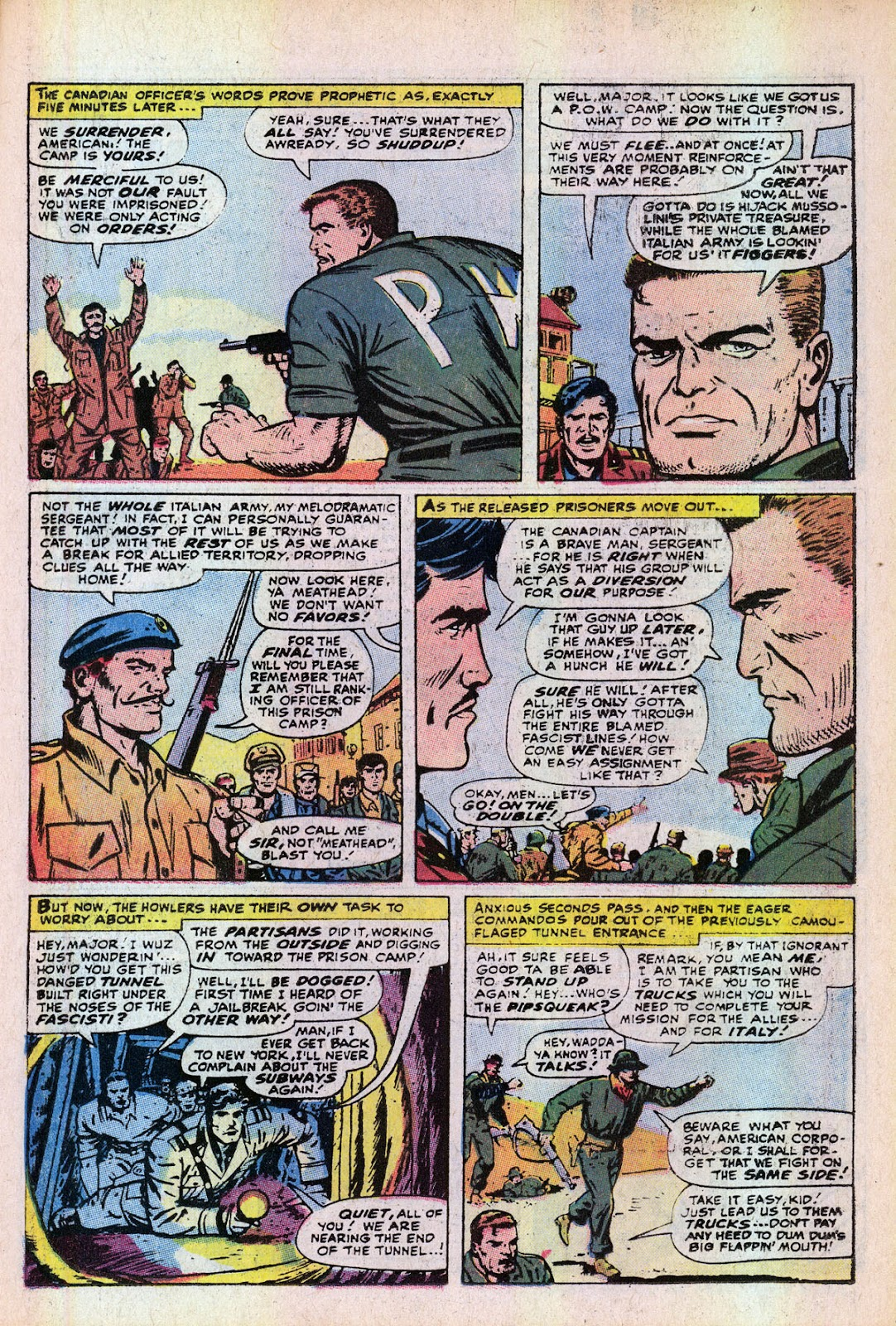 Sgt. Fury issue _Special_7 - Page 35