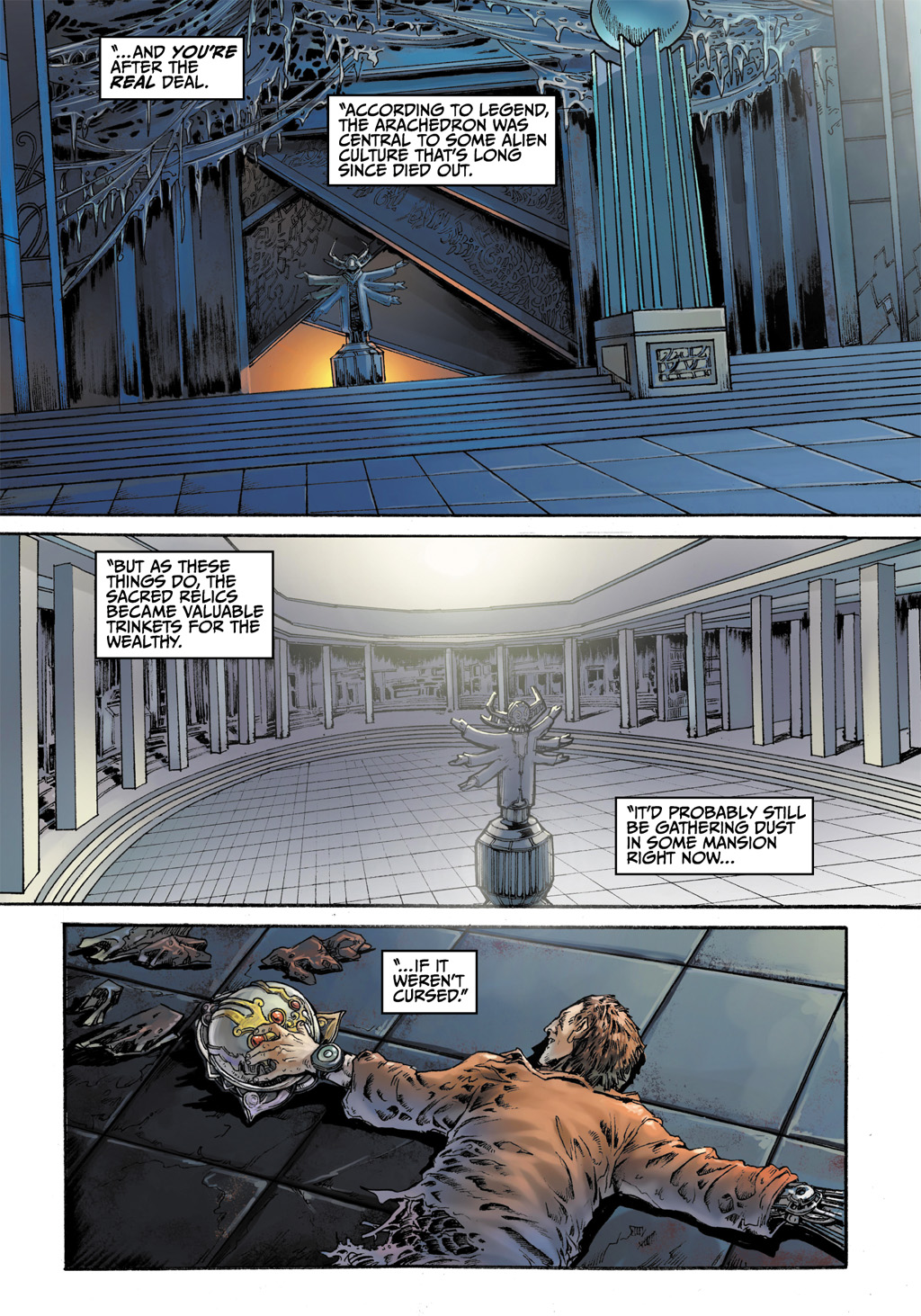 Read online Star Wars Omnibus comic -  Issue # Vol. 33 - 352