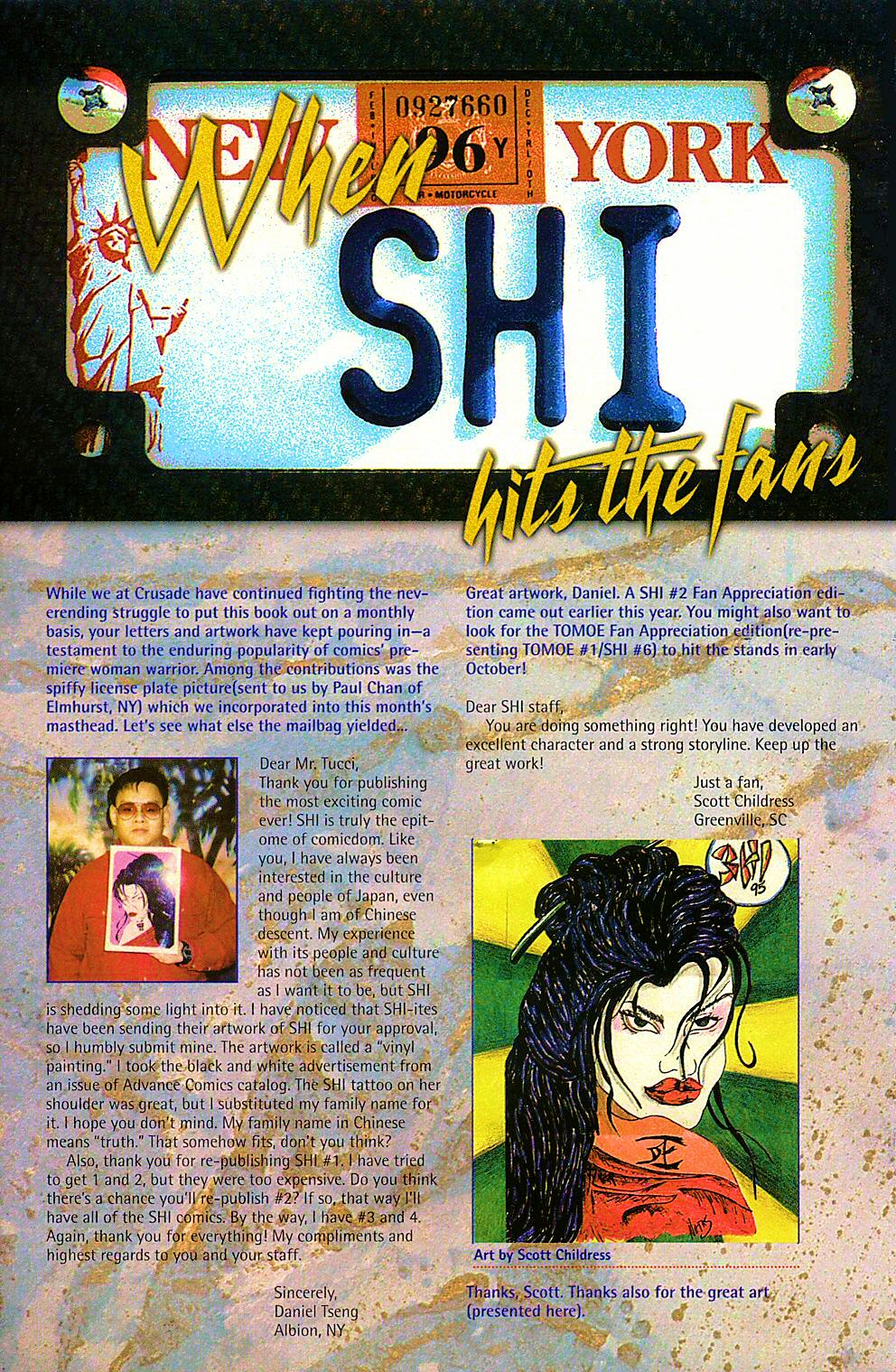 Read online Shi: The Way of the Warrior comic -  Issue #9 - 26