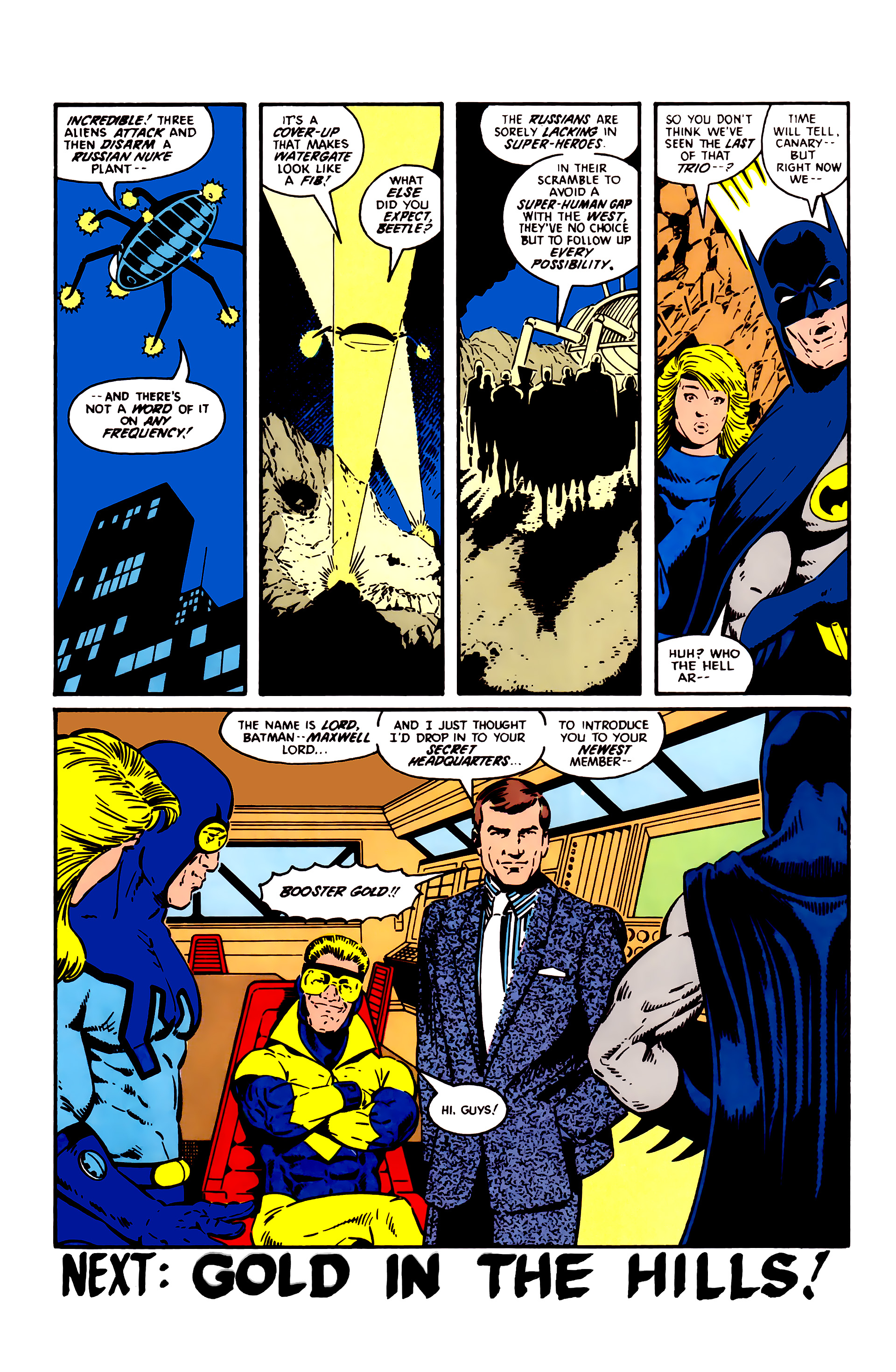 Read online Justice League (1987) comic -  Issue #3 - 24