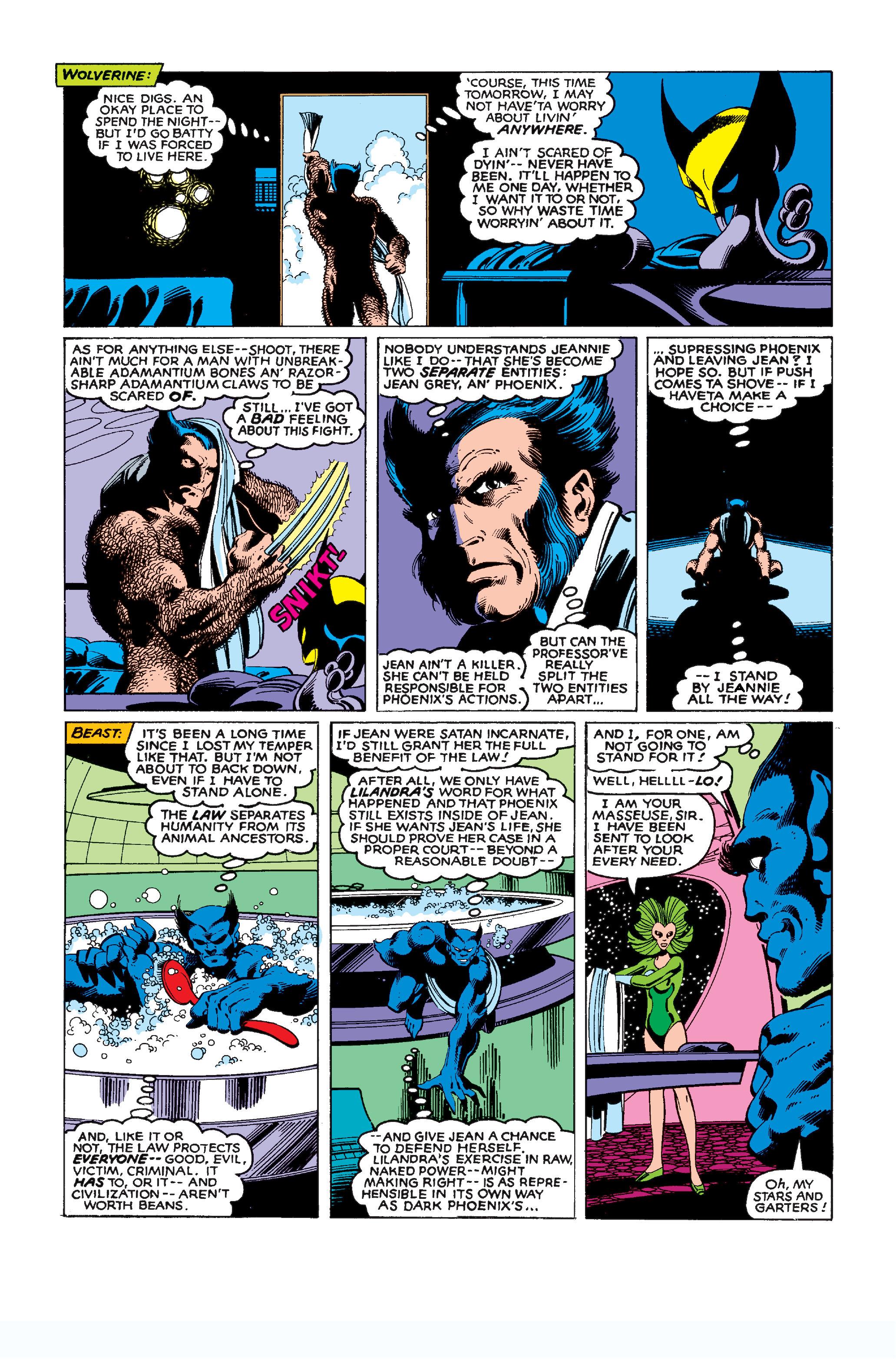 Uncanny X-Men (1963) 137 Page 8