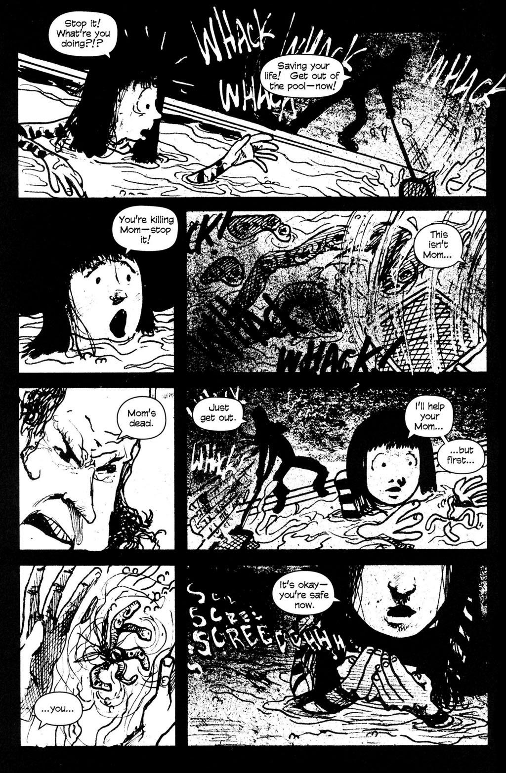 Read online Ojo comic -  Issue #4 - 14