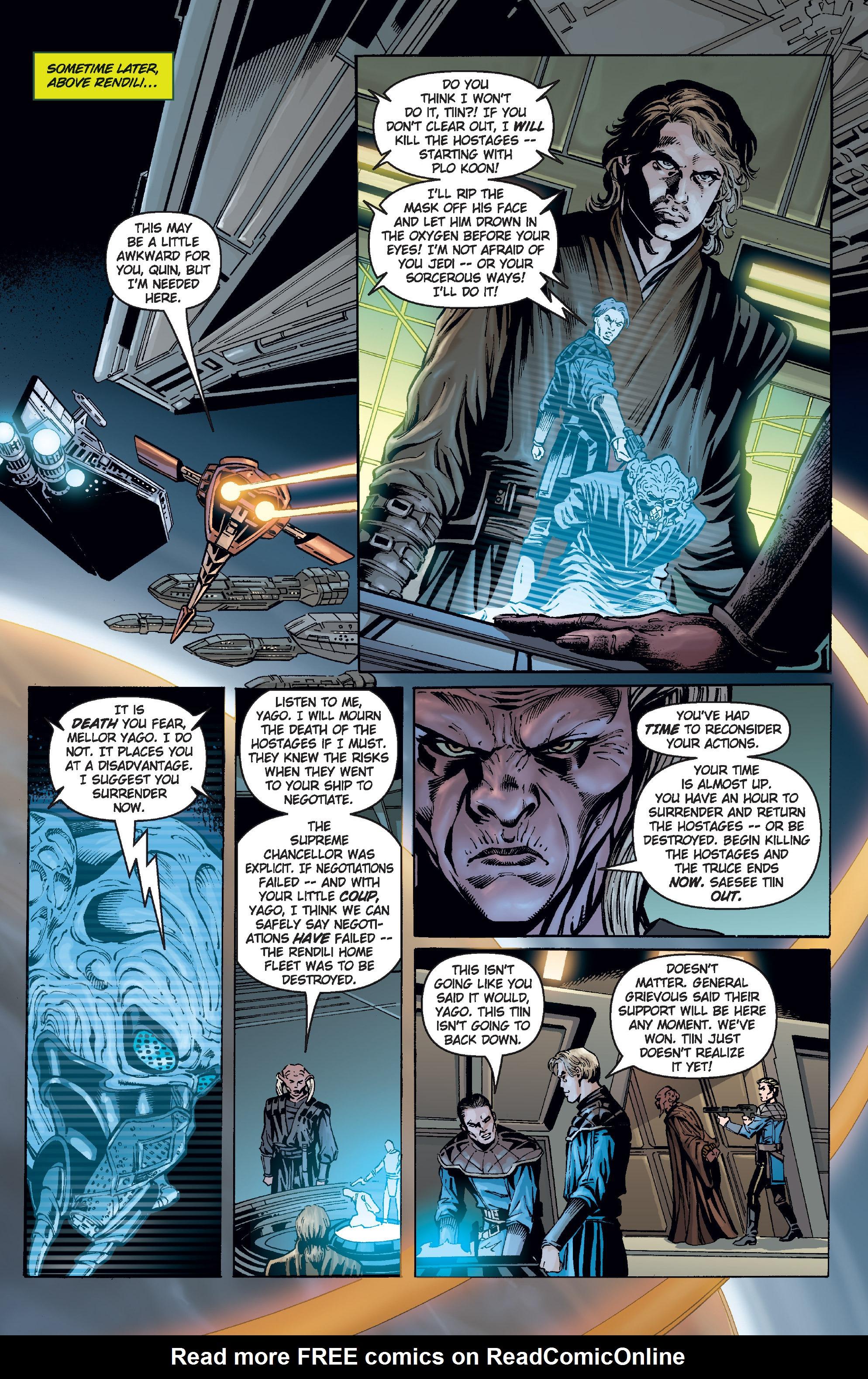Read online Star Wars Omnibus comic -  Issue # Vol. 26 - 39