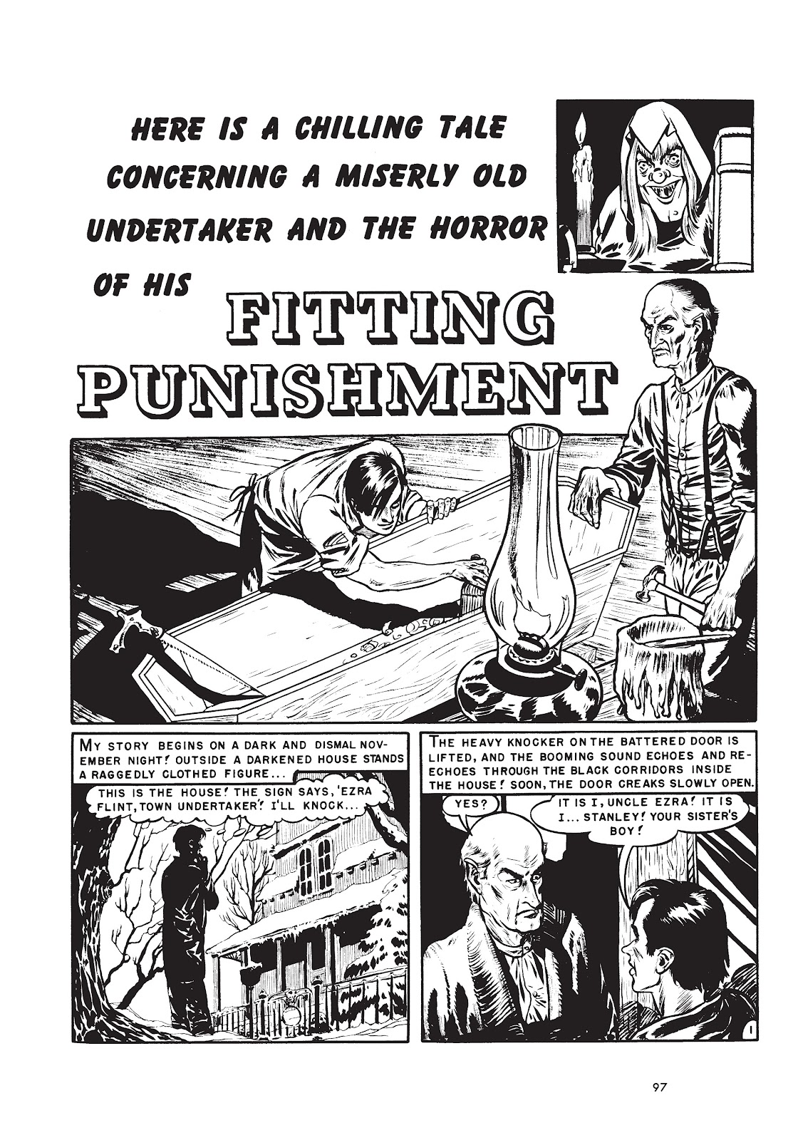 Read online Doctor of Horror and Other Stories comic -  Issue # TPB (Part 2) - 13