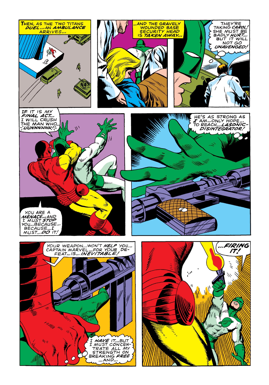 Marvel Masterworks: Captain Marvel TPB_2_(Part_2) Page 1