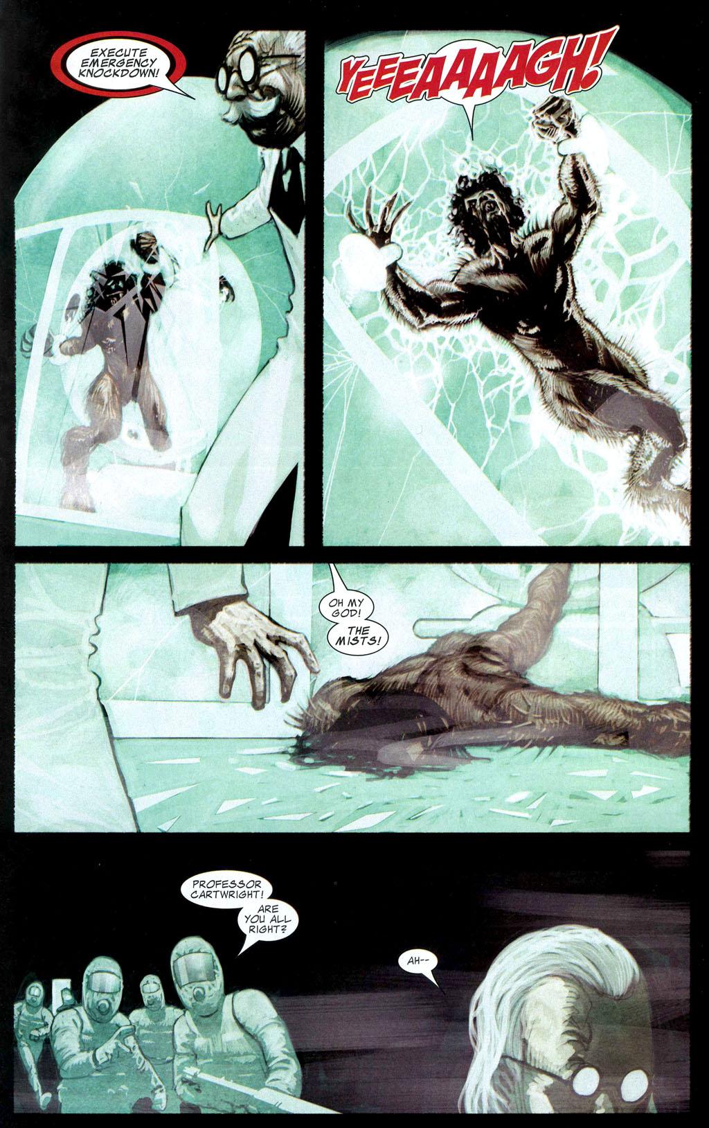 Read online Silent War comic -  Issue #2 - 7