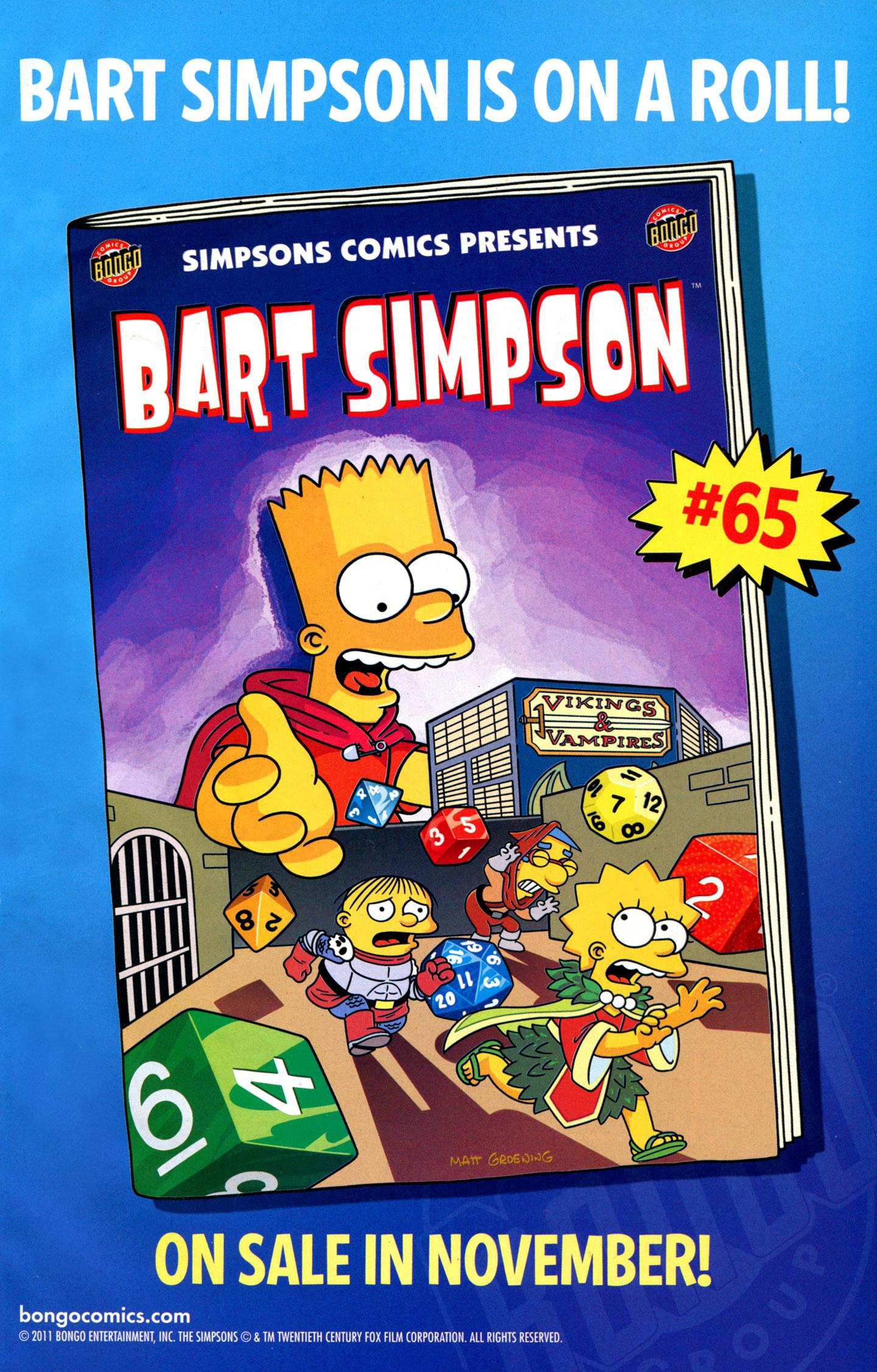 Read online Simpsons Comics Presents Bart Simpson comic -  Issue #64 - 21