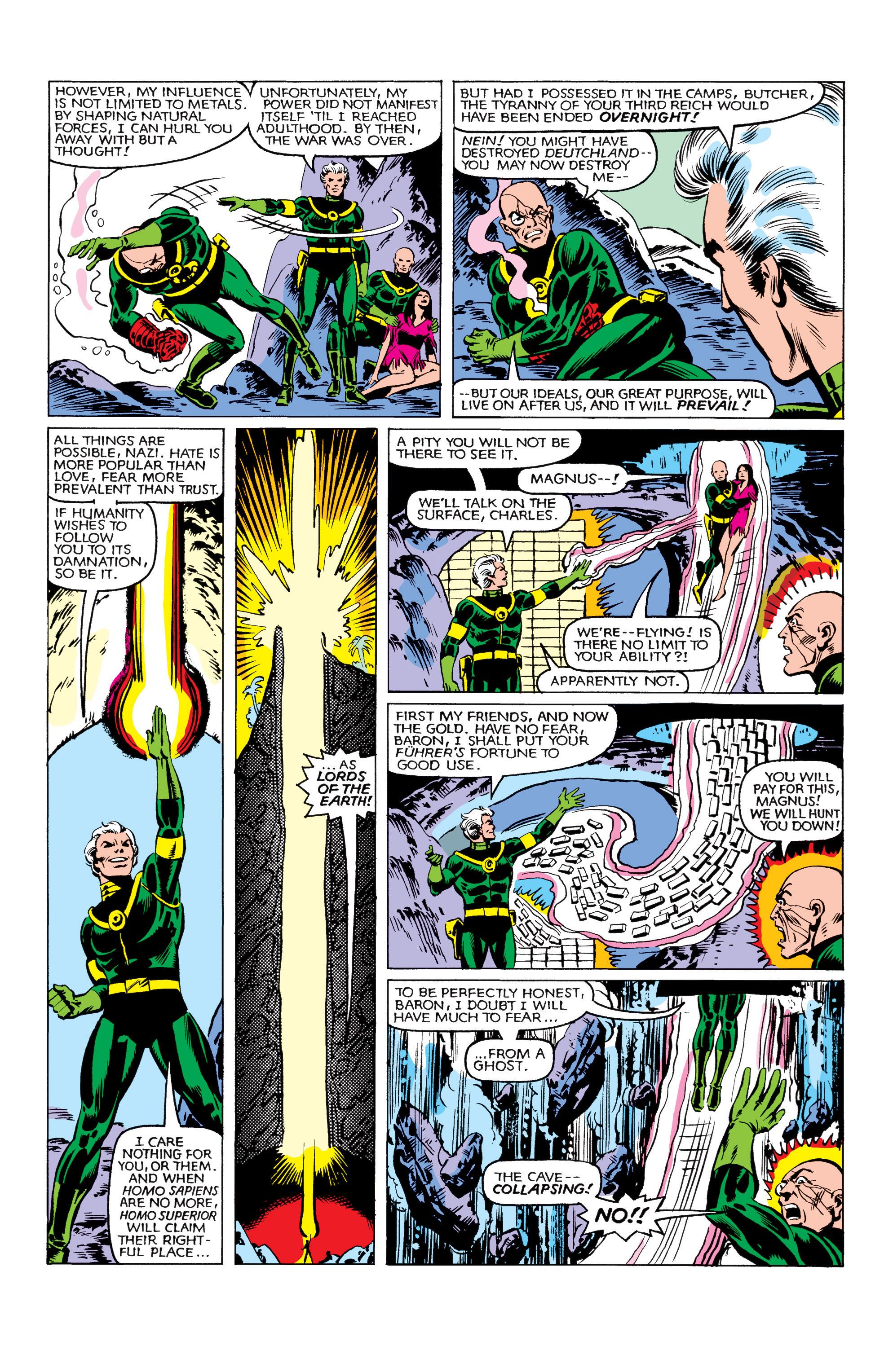 Read online Uncanny X-Men (1963) comic -  Issue #161 - 20