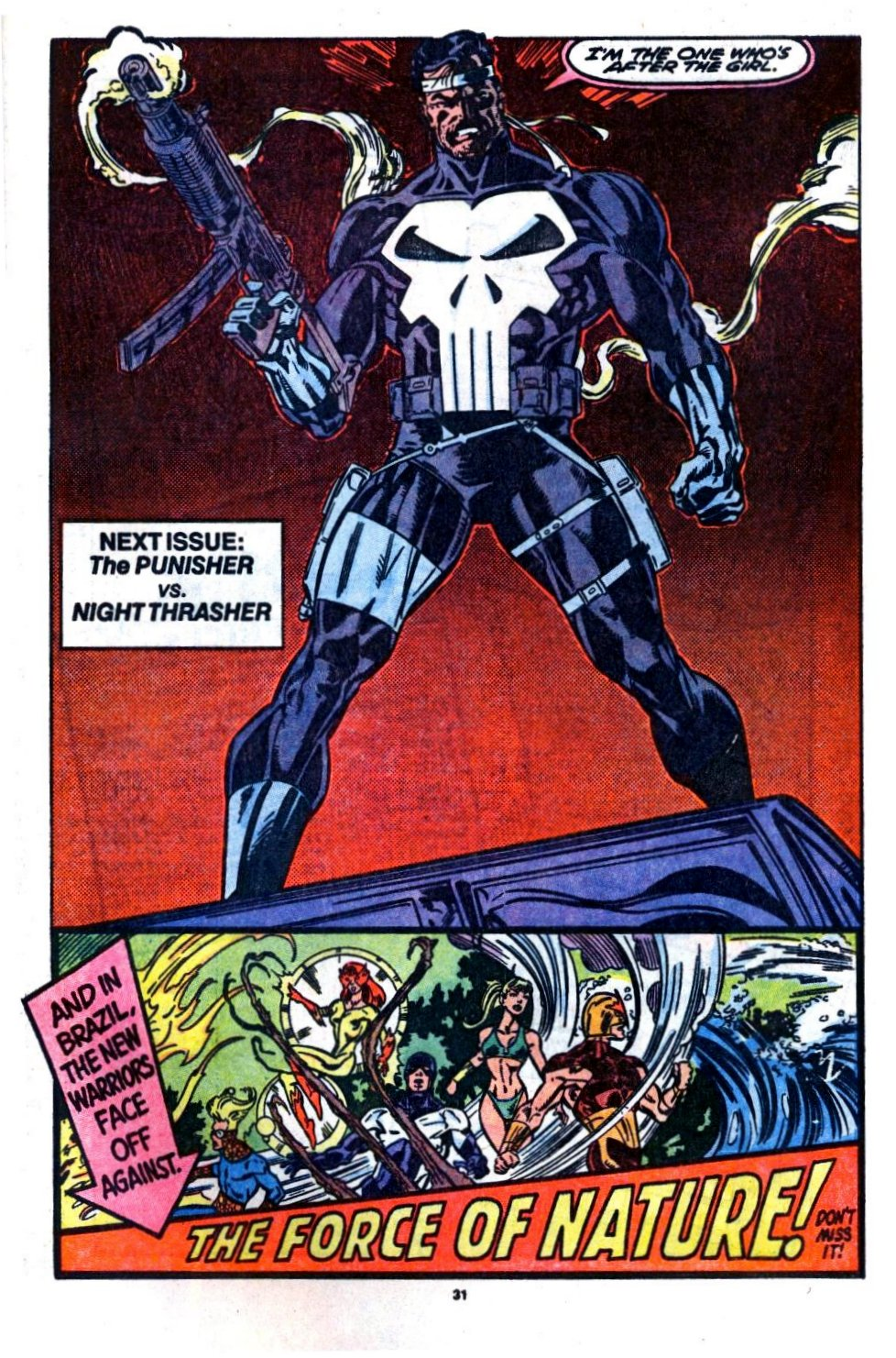 The New Warriors Issue #7 #11 - English 24
