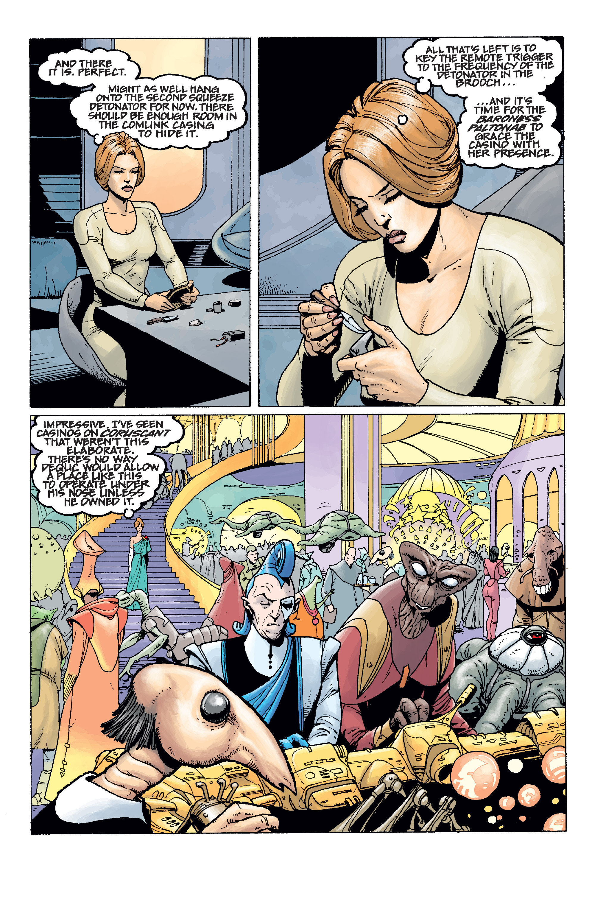 Read online Star Wars Omnibus comic -  Issue # Vol. 11 - 254