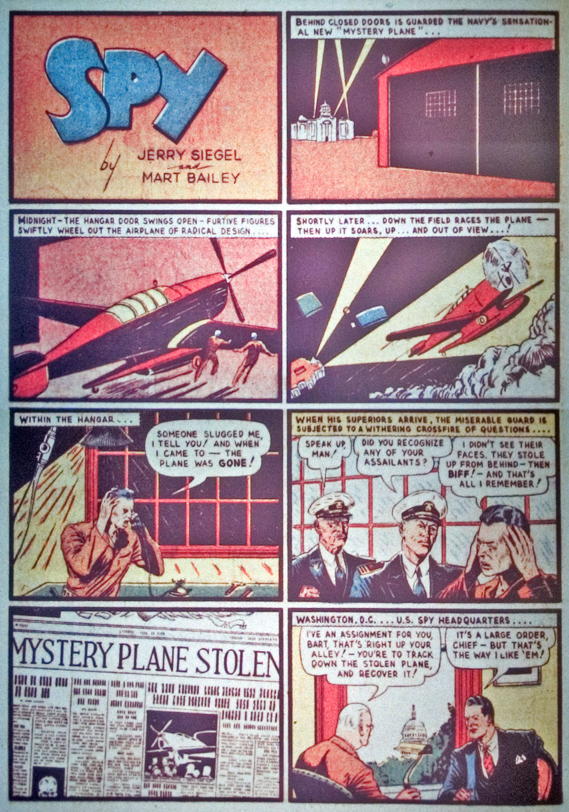 Read online Detective Comics (1937) comic -  Issue #31 - 22