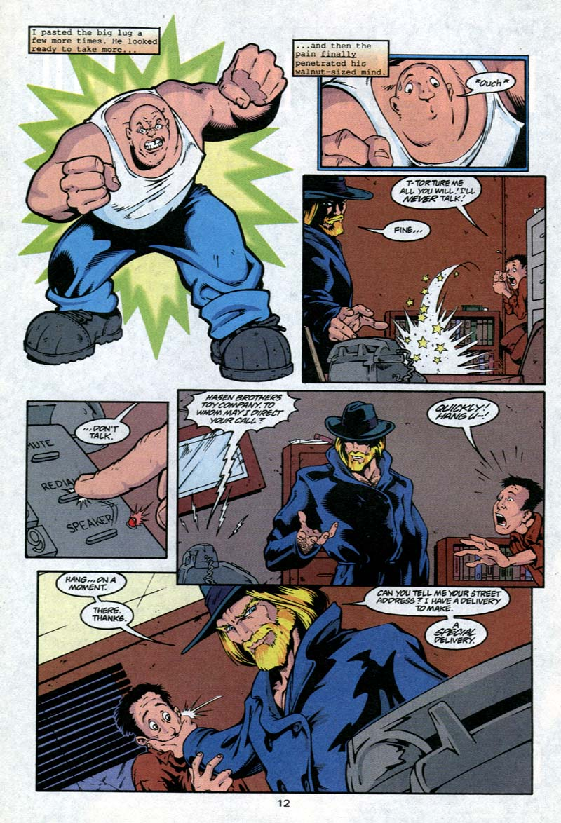 Read online Aquaman (1994) comic -  Issue #Aquaman (1994) _Annual 3 - 13