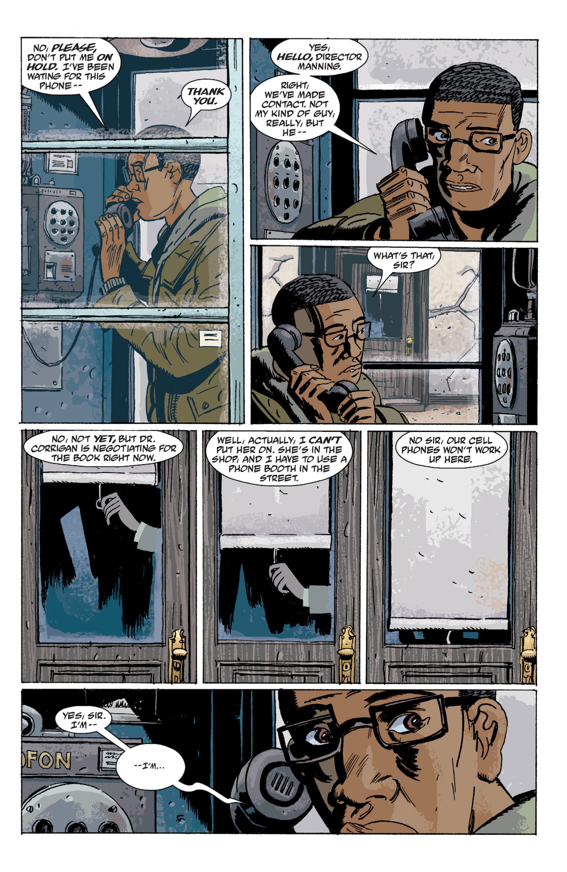 Read online B.P.R.D. (2003) comic -  Issue # TPB 6 - 30