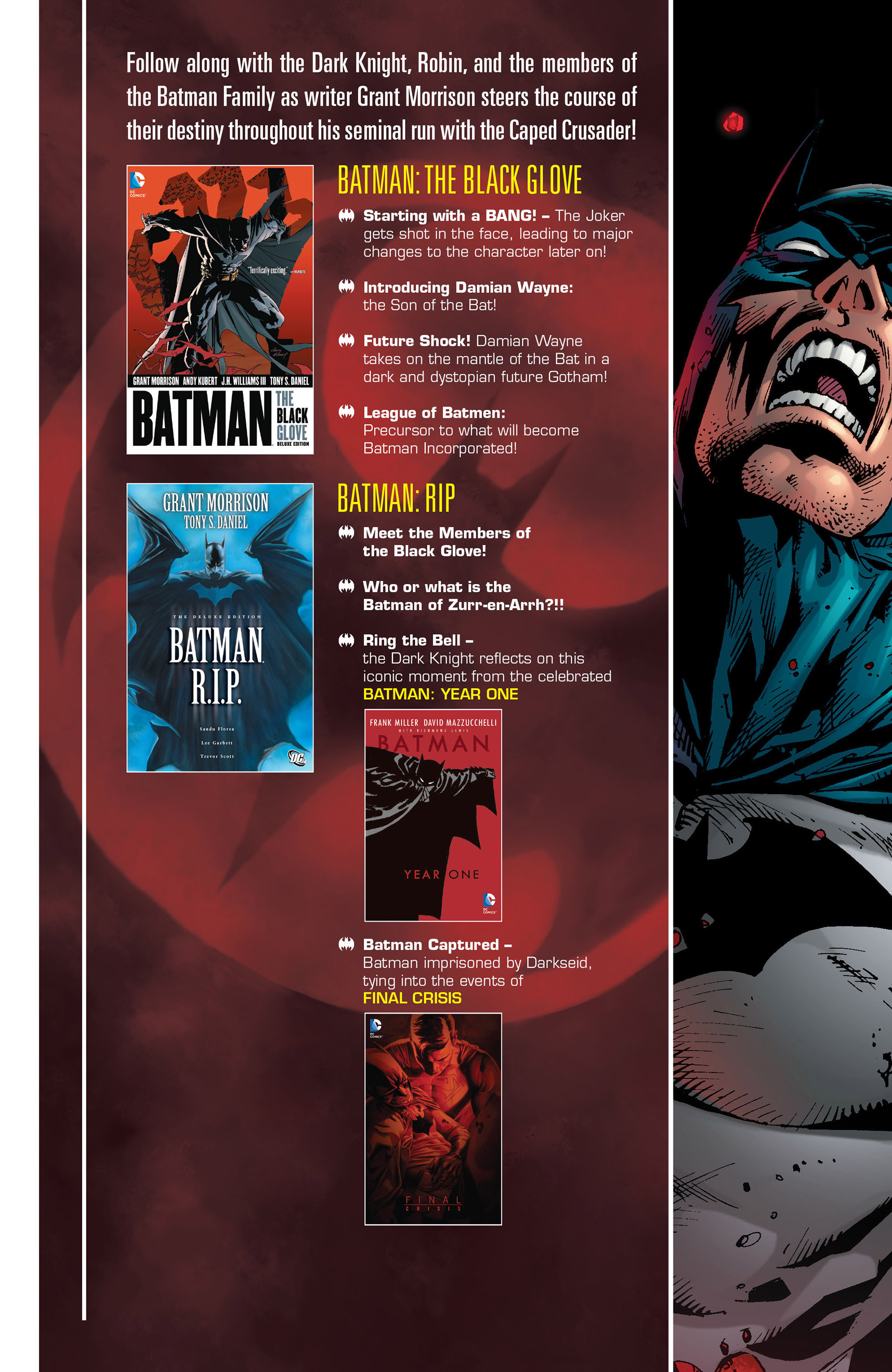 Read online Batman Incorporated (2012) comic -  Issue # _Special 1 - 41