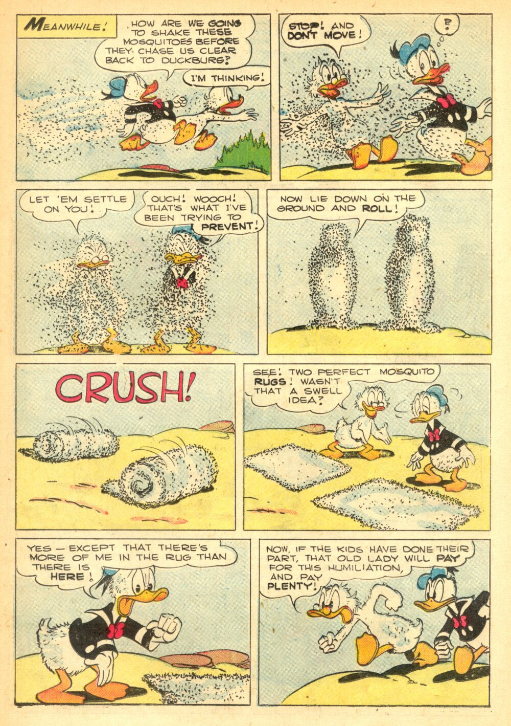 Read online Uncle Scrooge (1953) comic -  Issue #2 - 23