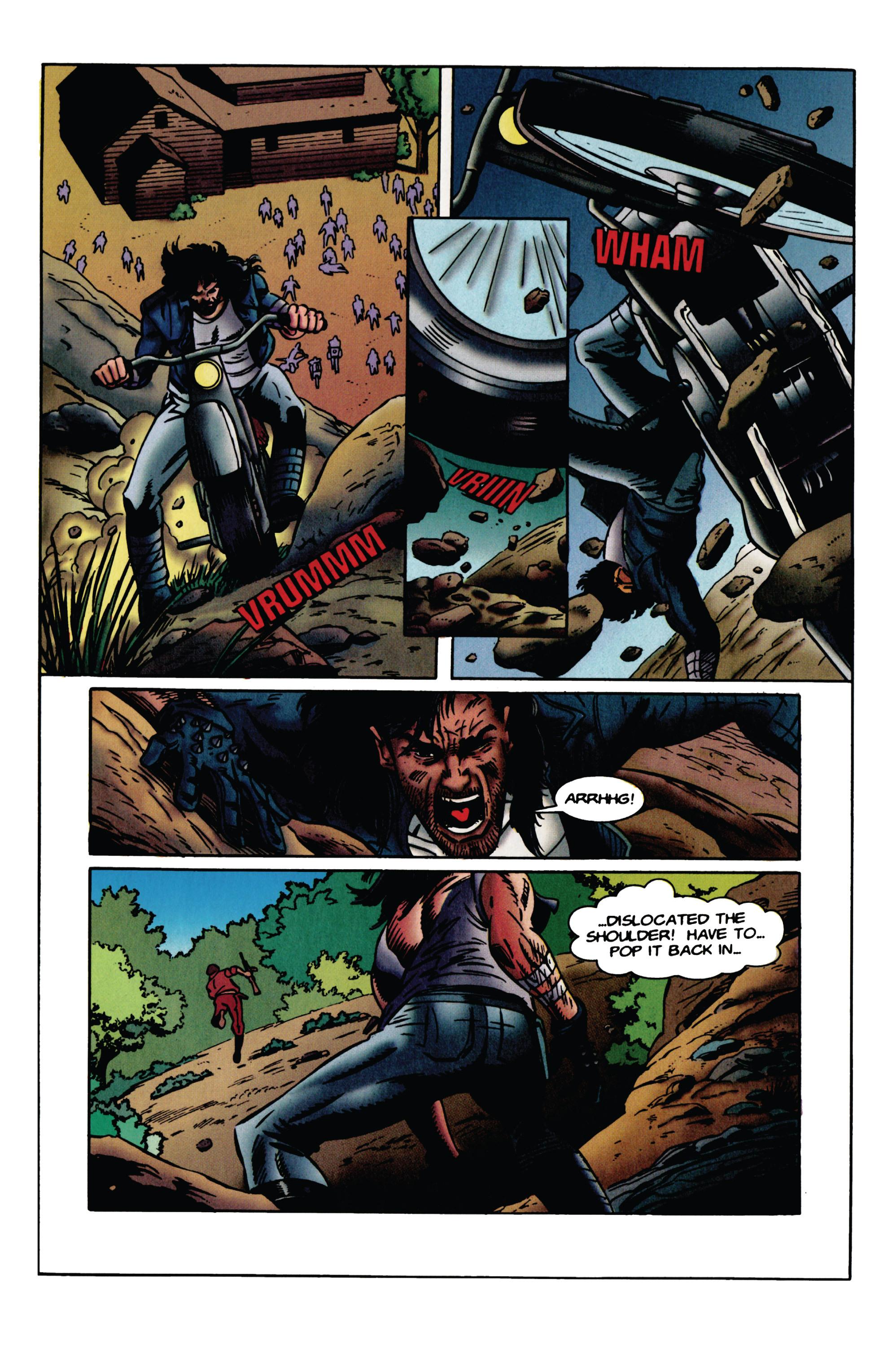 Read online Eternal Warrior (1992) comic -  Issue #43 - 17