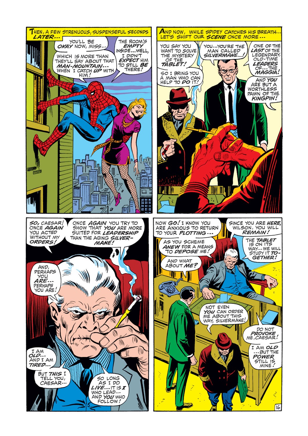 The Amazing Spider-Man (1963) 73 Page 16