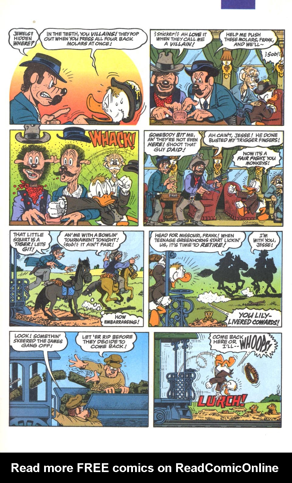 Read online Uncle Scrooge (1953) comic -  Issue #287 - 4