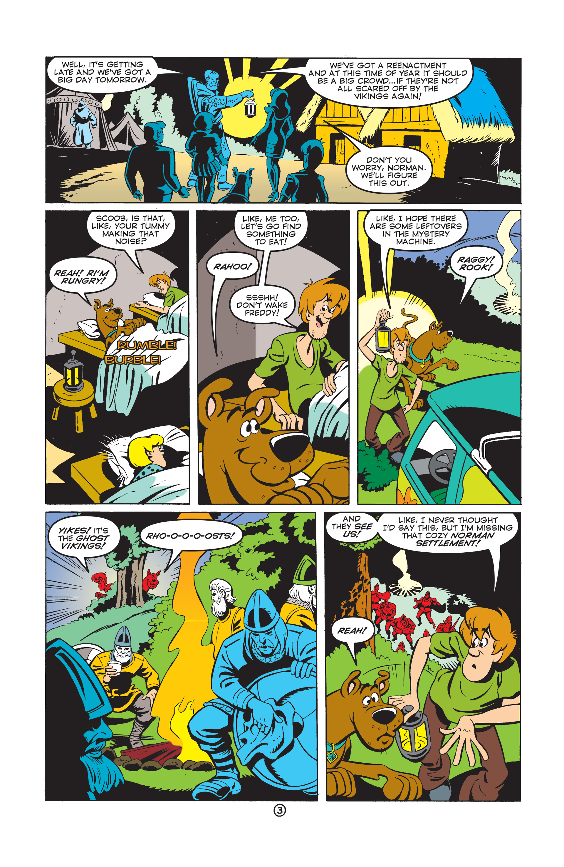 Read online Scooby-Doo (1997) comic -  Issue #48 - 4