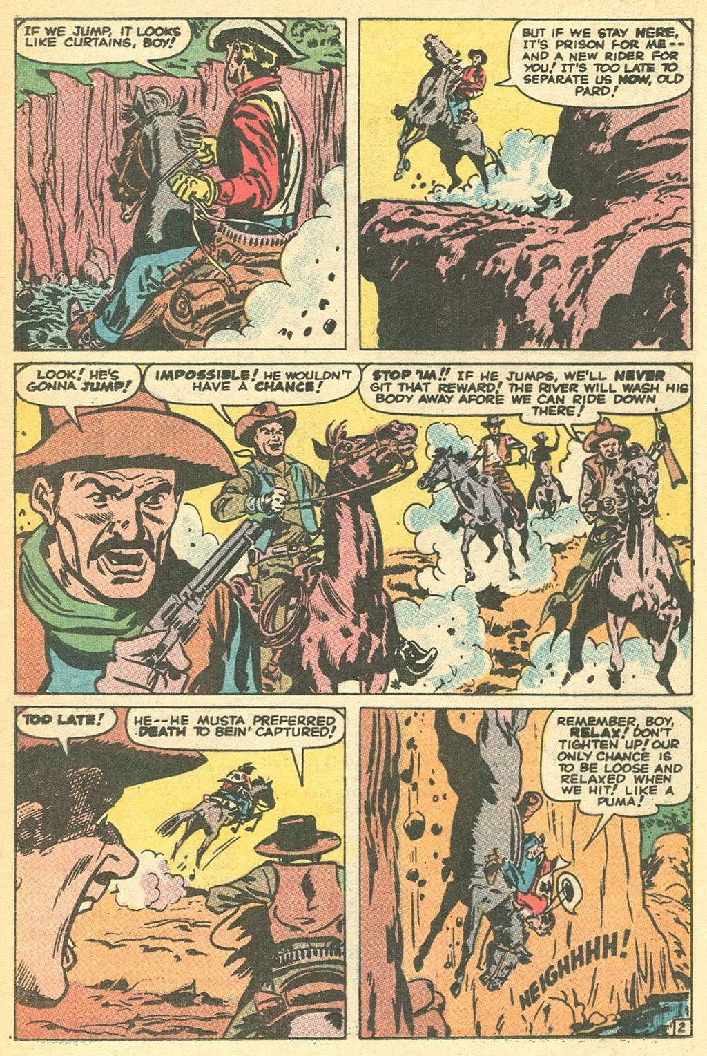 Kid Colt Outlaw issue 152 - Page 12