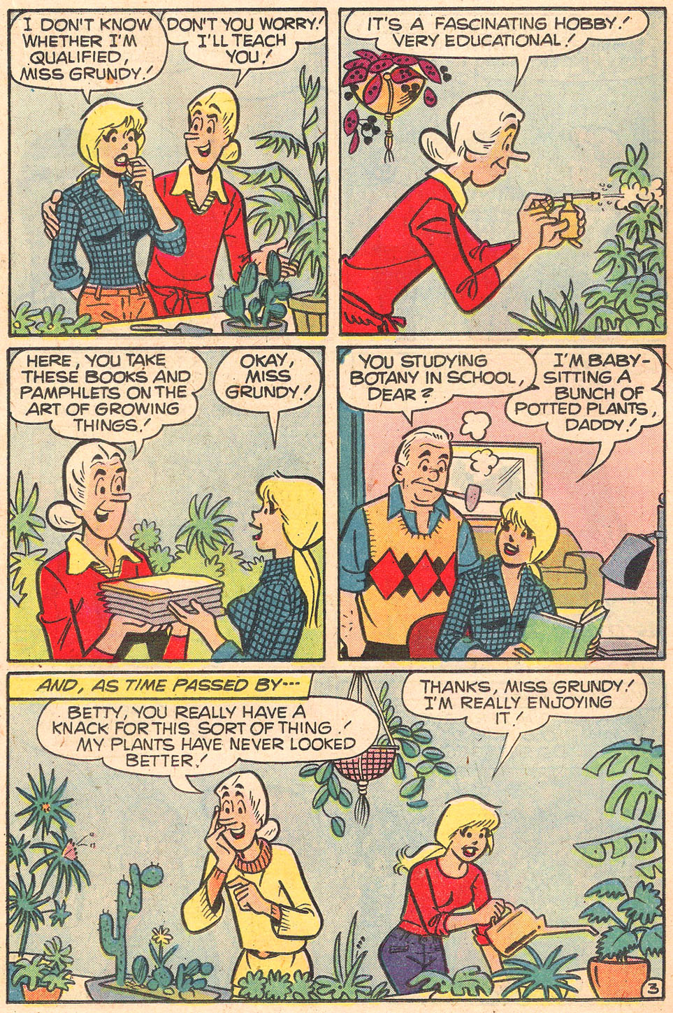 Read online Archie's Girls Betty and Veronica comic -  Issue #278 - 15