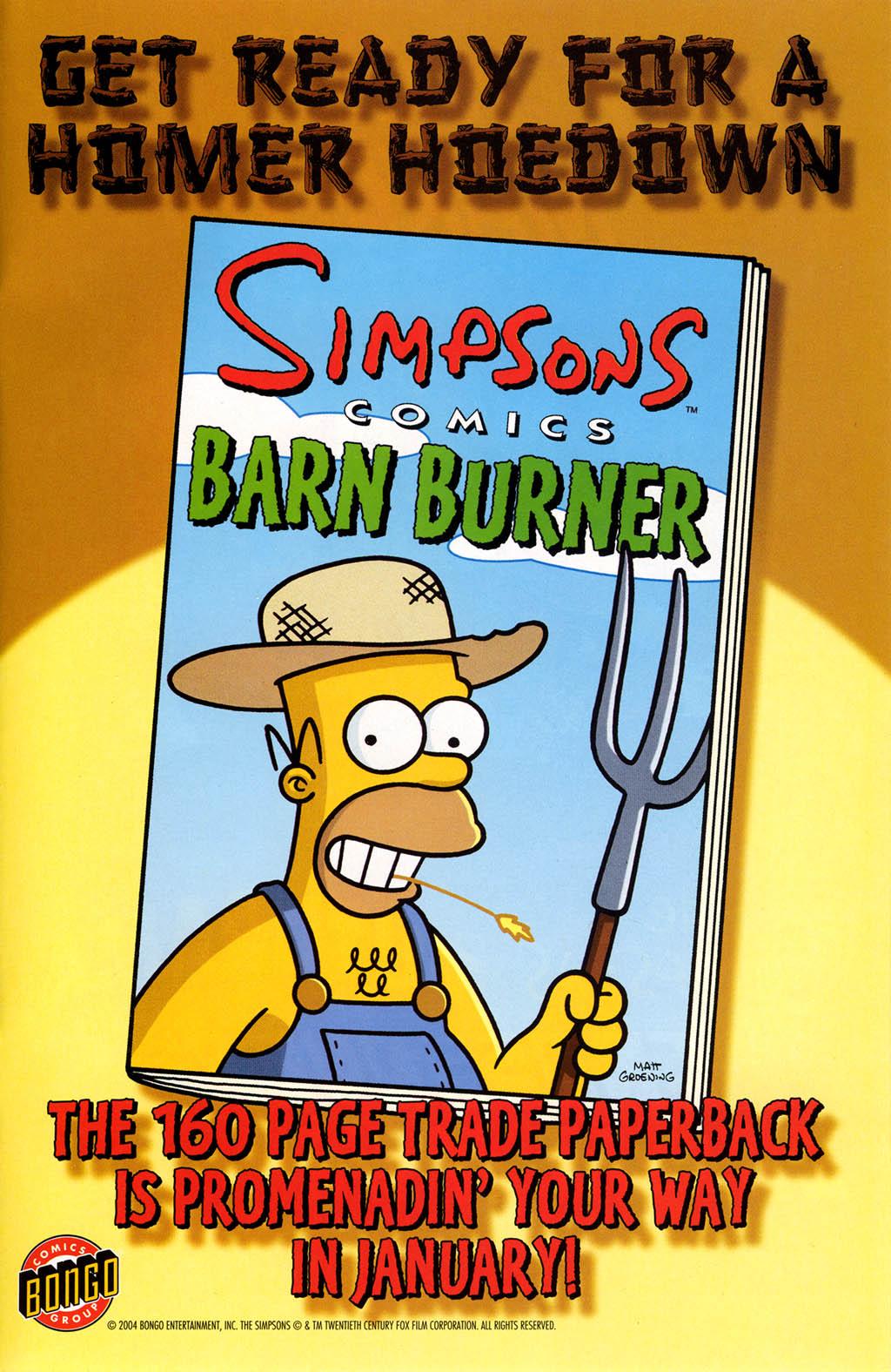 Read online Simpsons Comics Presents Bart Simpson comic -  Issue #21 - 35