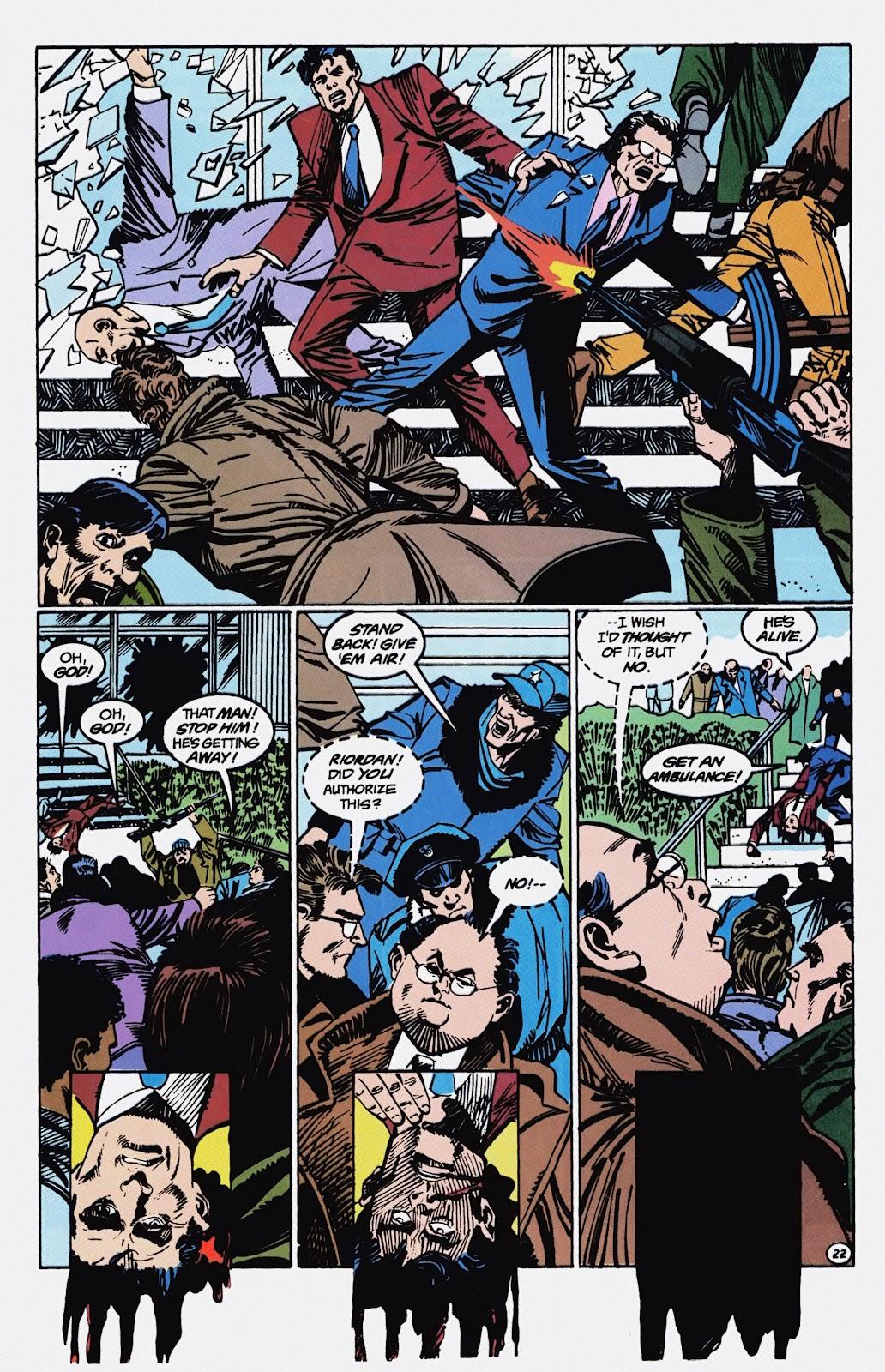 Read online Detective Comics (1937) comic -  Issue # _TPB Batman - Blind Justice (Part 1) - 87