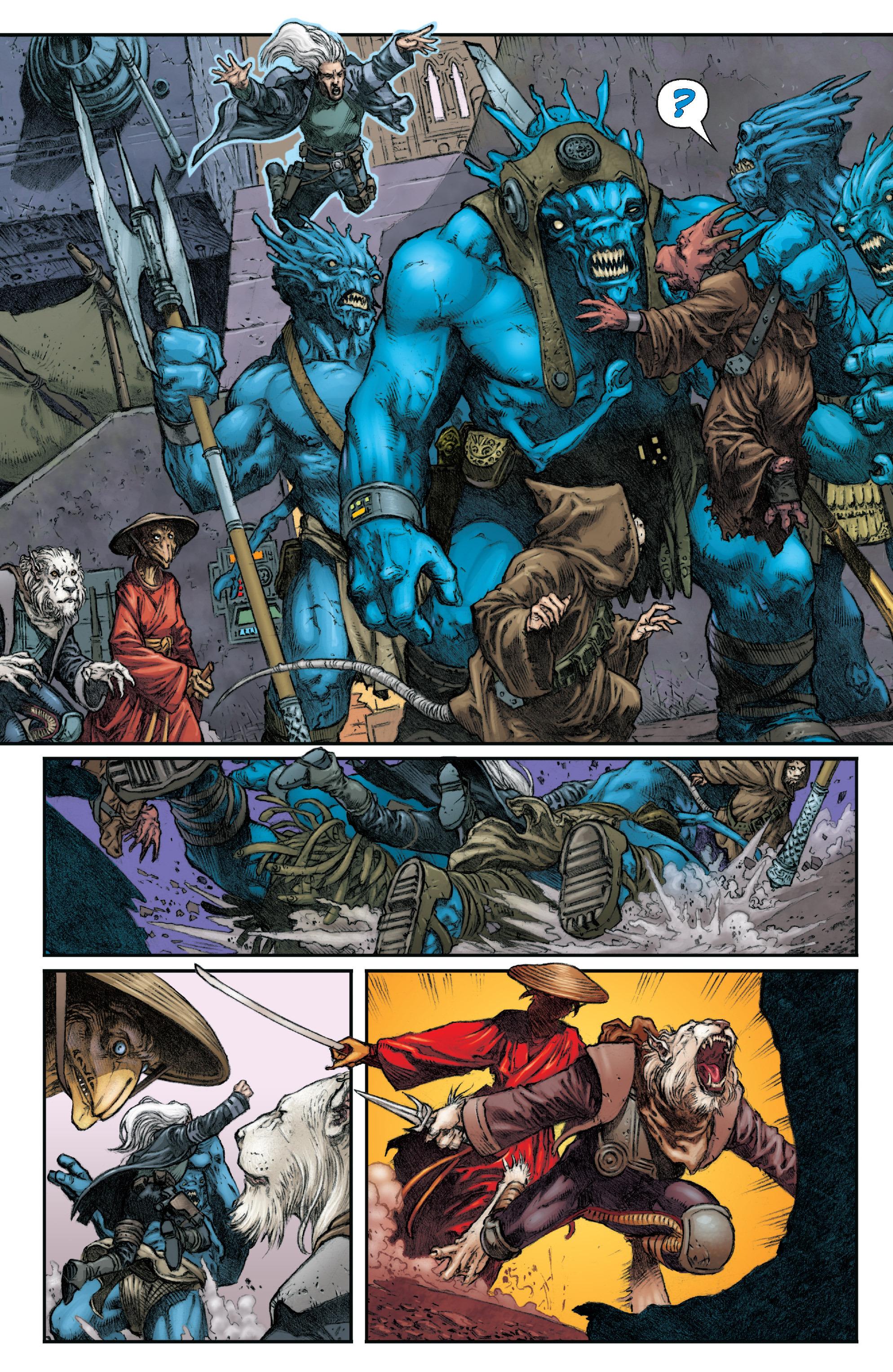 Read online Star Wars Omnibus comic -  Issue # Vol. 31 - 117