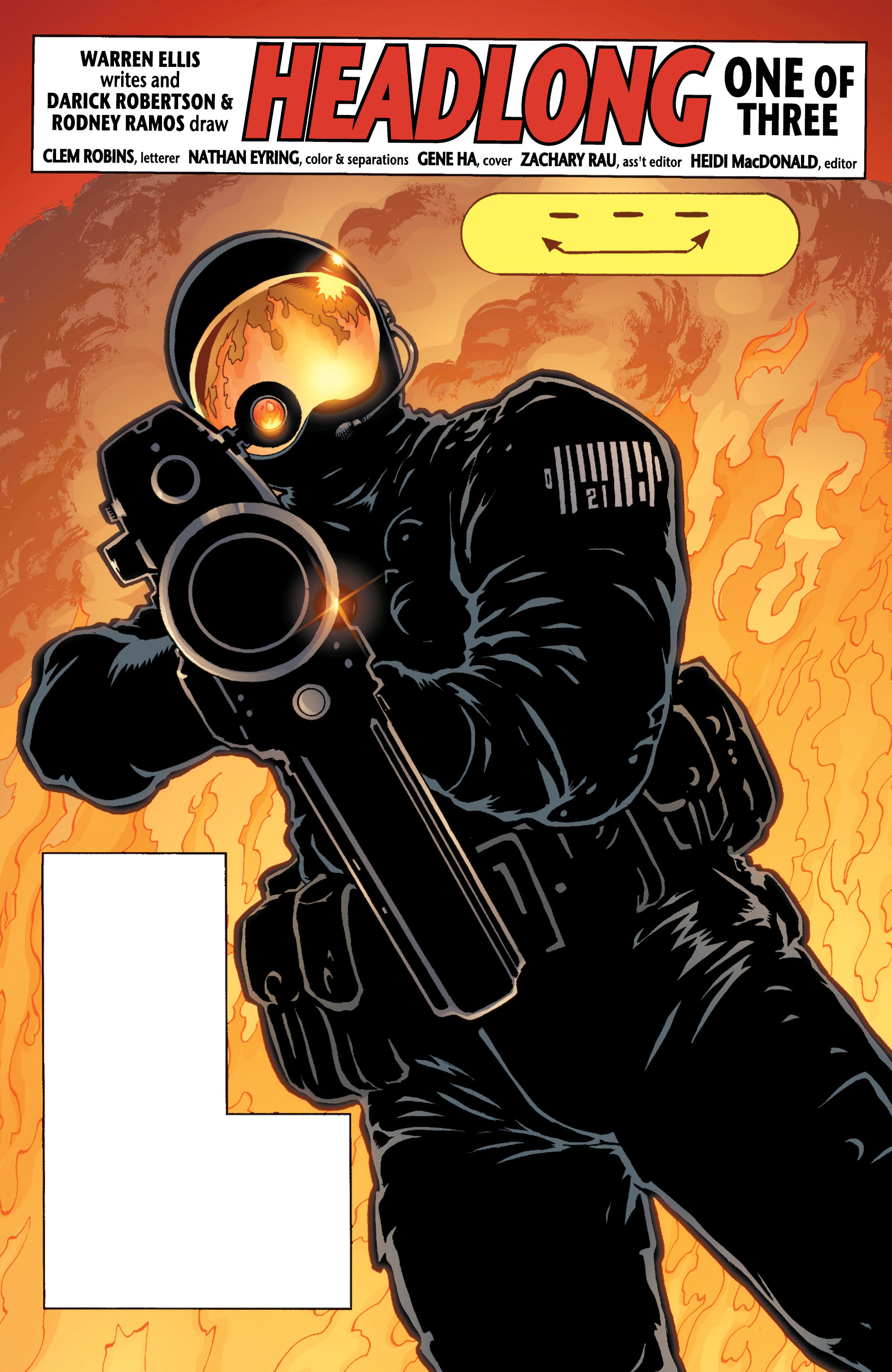 Read online Transmetropolitan comic -  Issue #55 - 2