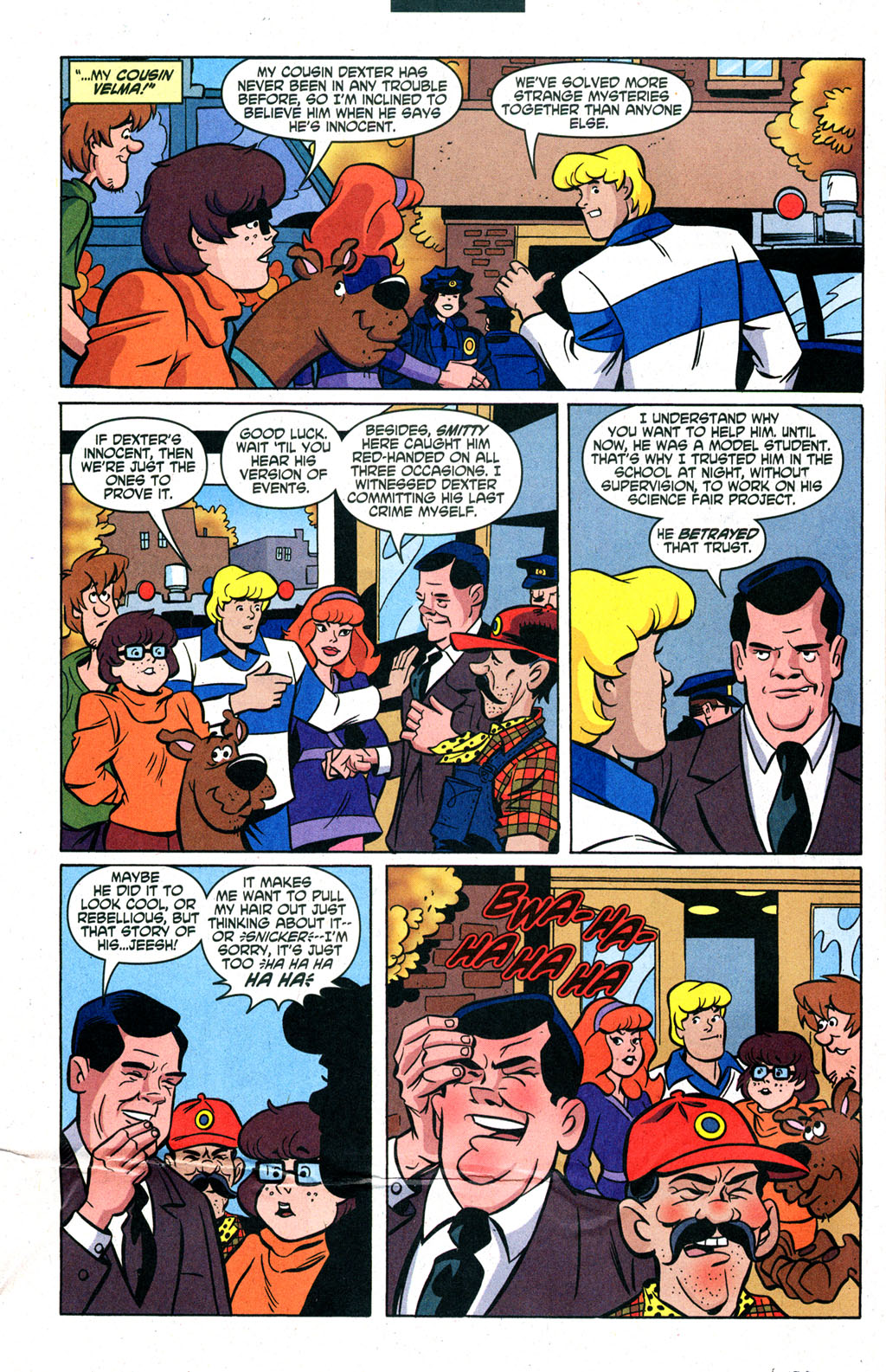 Read online Scooby-Doo (1997) comic -  Issue #88 - 3