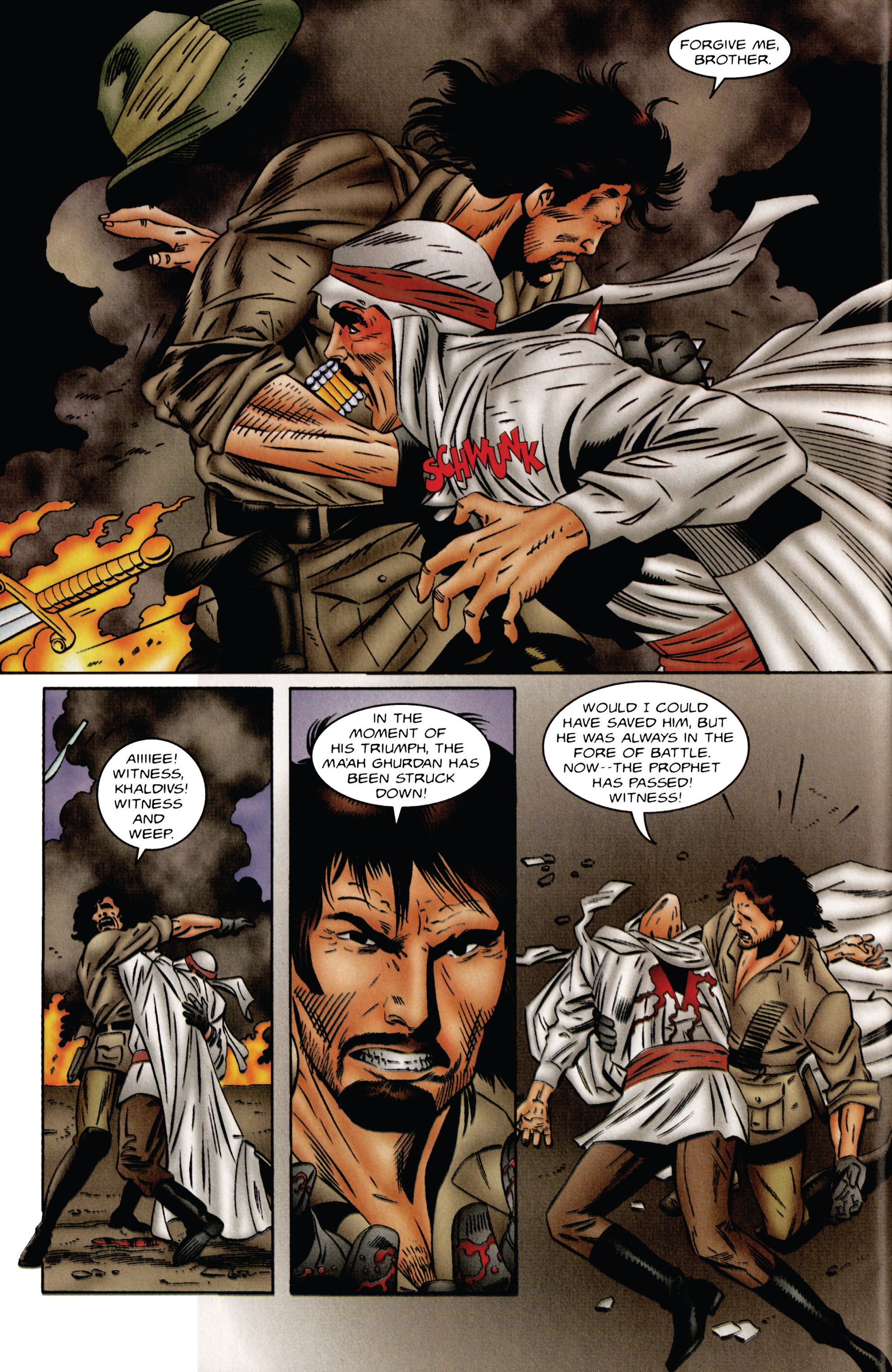 Read online Eternal Warrior (1992) comic -  Issue #47 - 4