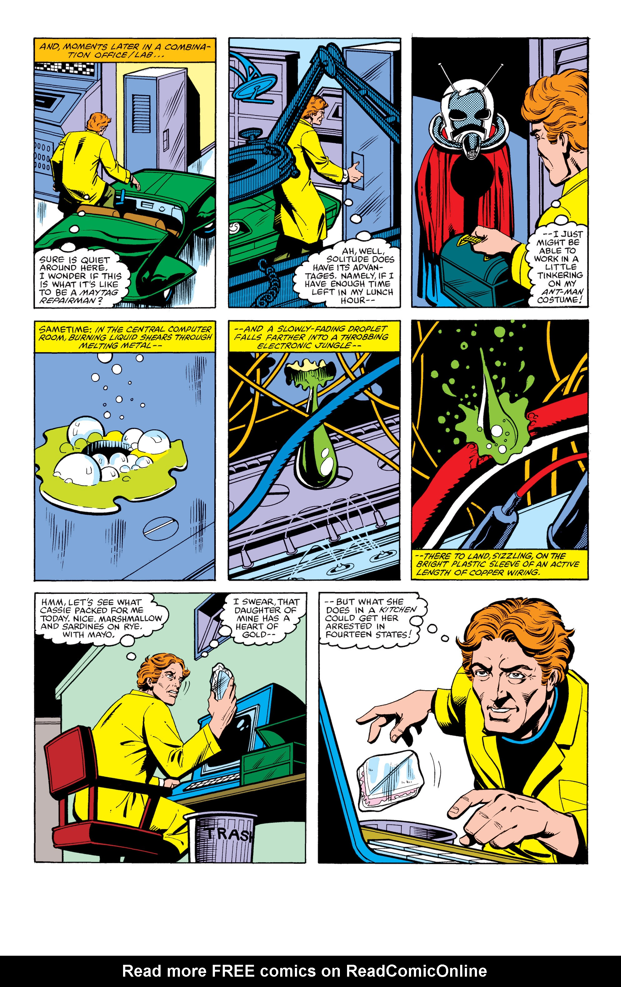 Read online Ant-Man: Scott Lang comic -  Issue #Ant-Man: Scott Lang TPB - 168