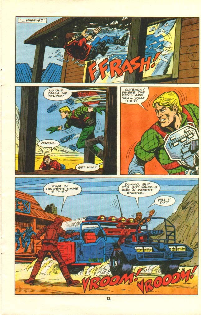 G.I. Joe European Missions issue 11 - Page 12