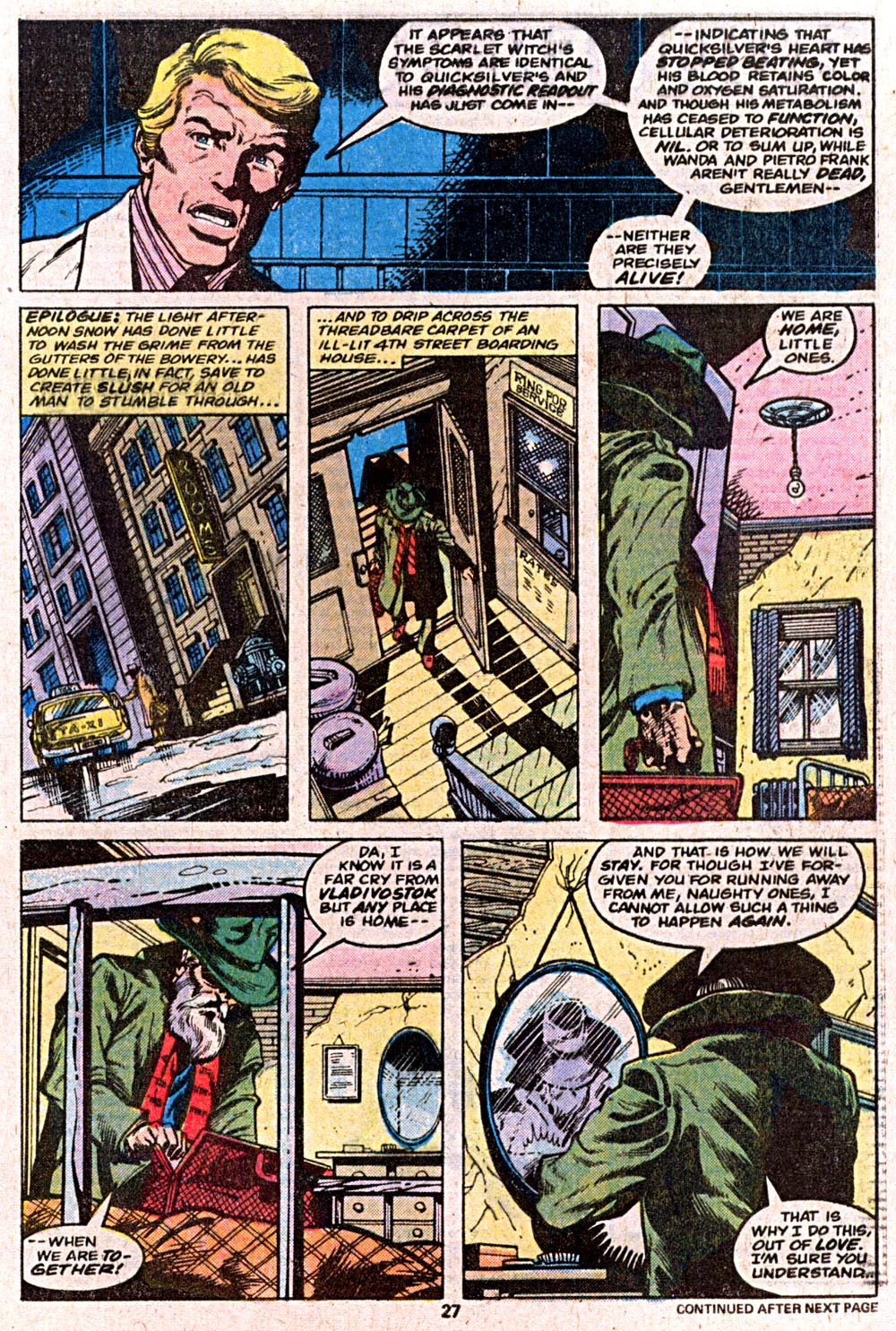 The Avengers (1963) 181 Page 16