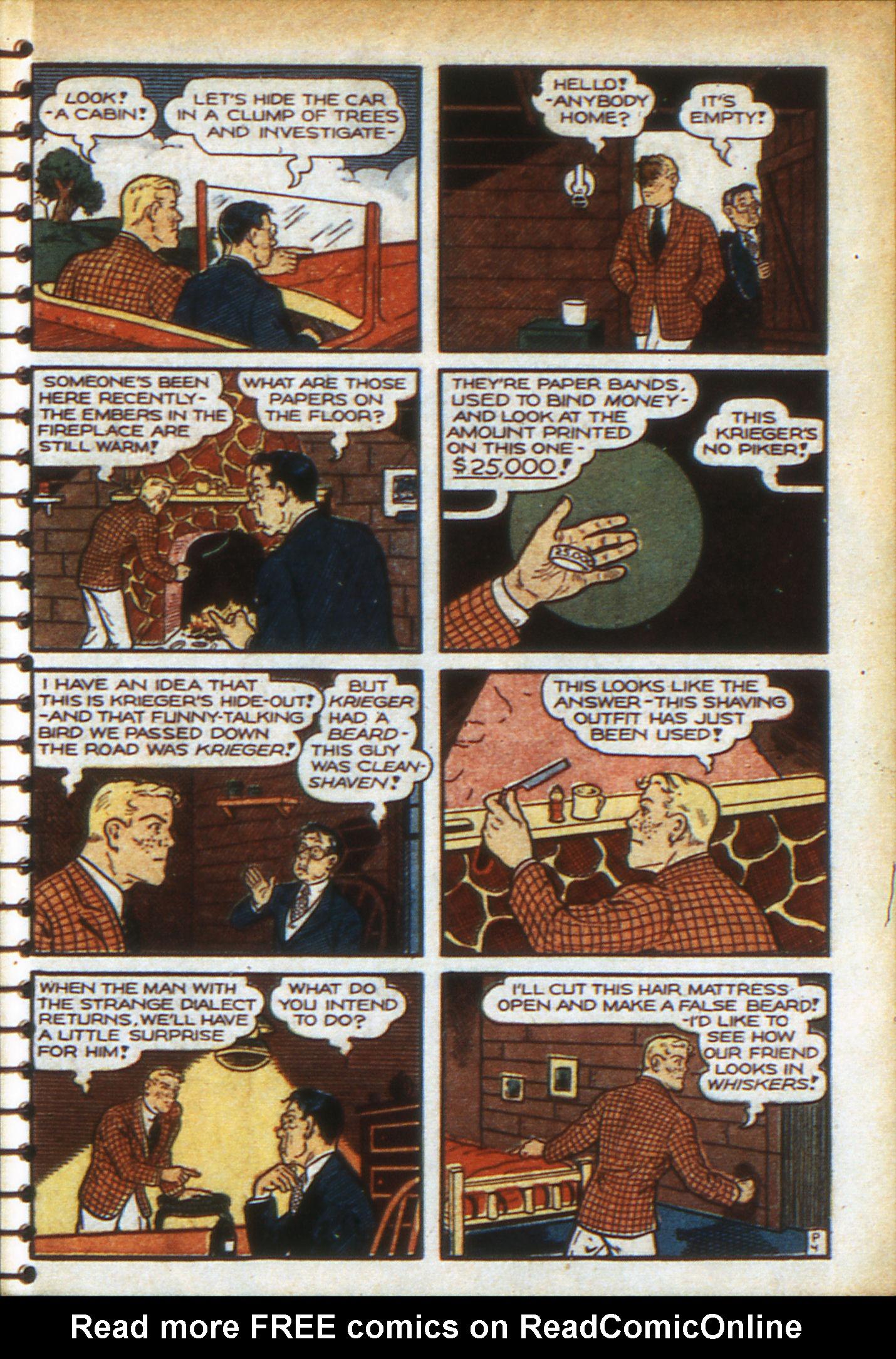 Read online Adventure Comics (1938) comic -  Issue #49 - 39