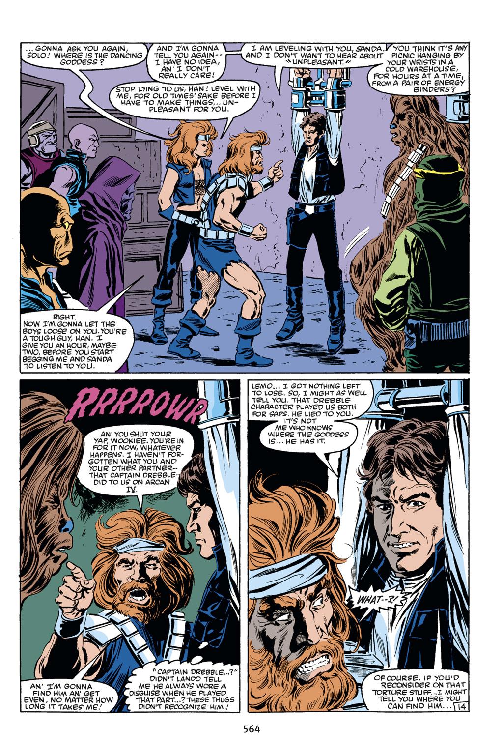 Read online Star Wars Omnibus comic -  Issue # Vol. 18.5 - 277