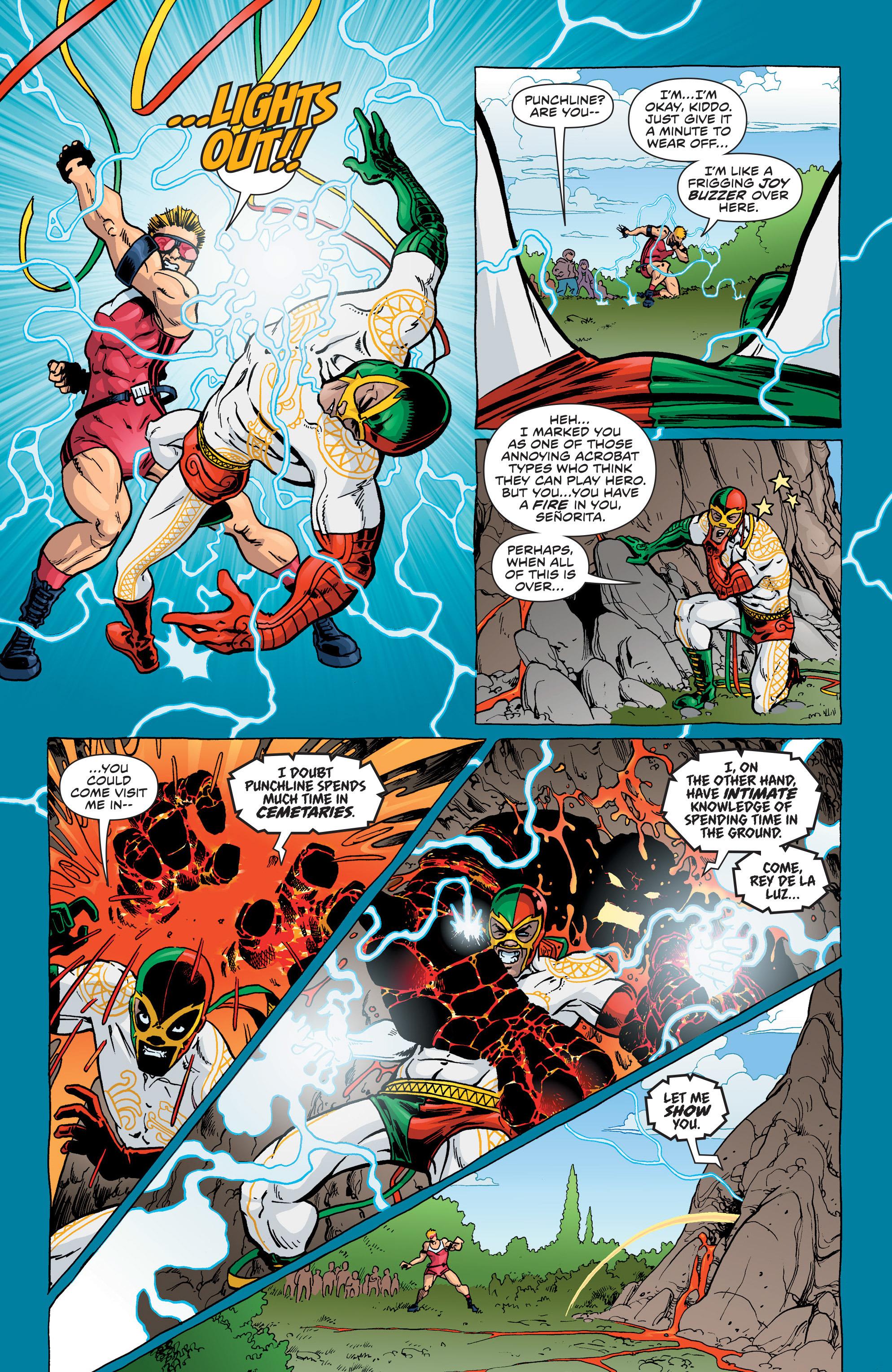 Read online Secret Identities comic -  Issue #4 - 11