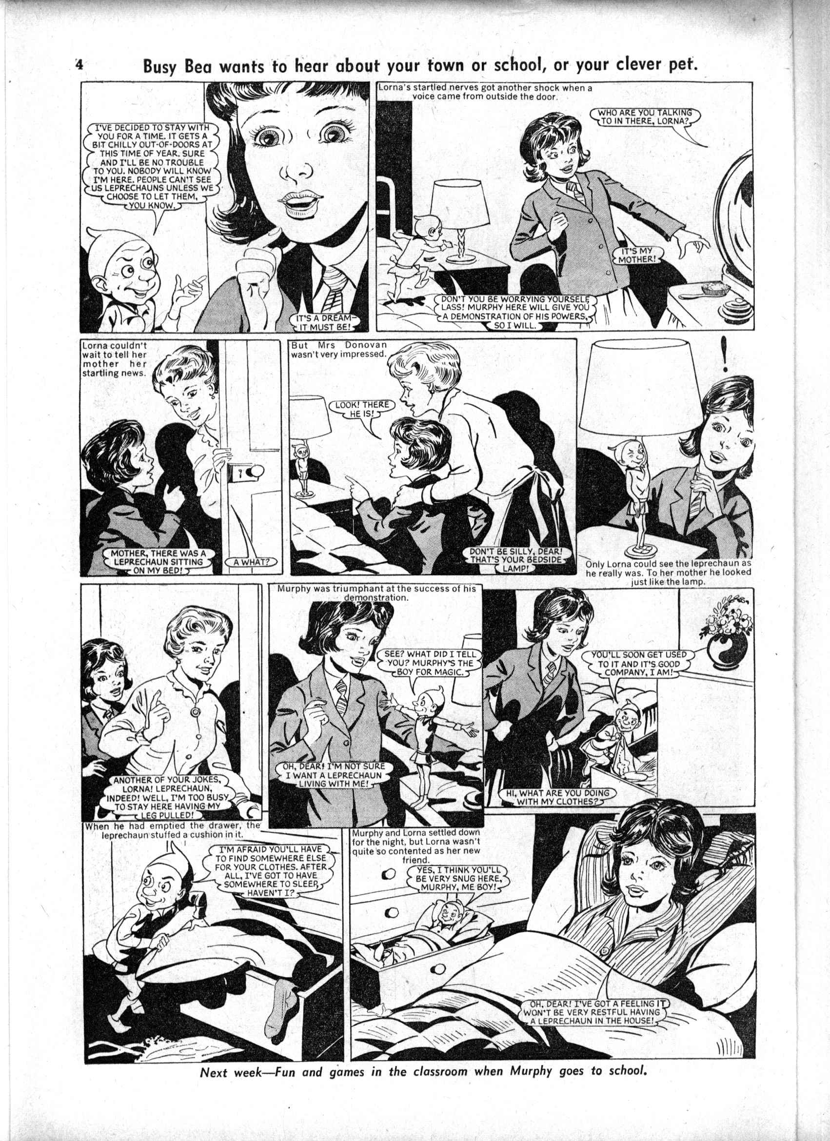 Read online Judy comic -  Issue #190 - 4