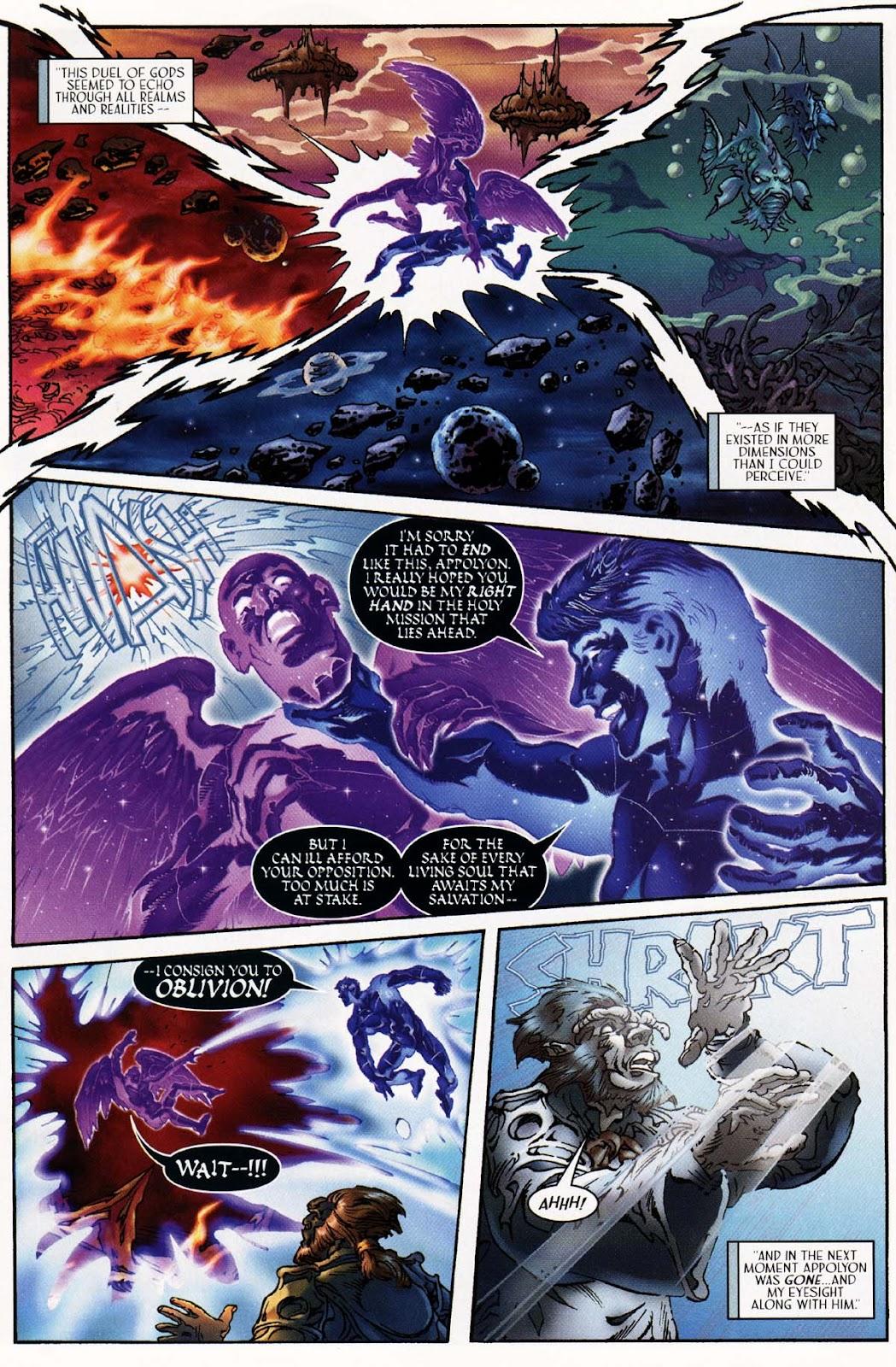 Read online Negation Lawbringer comic -  Issue # Full - 24