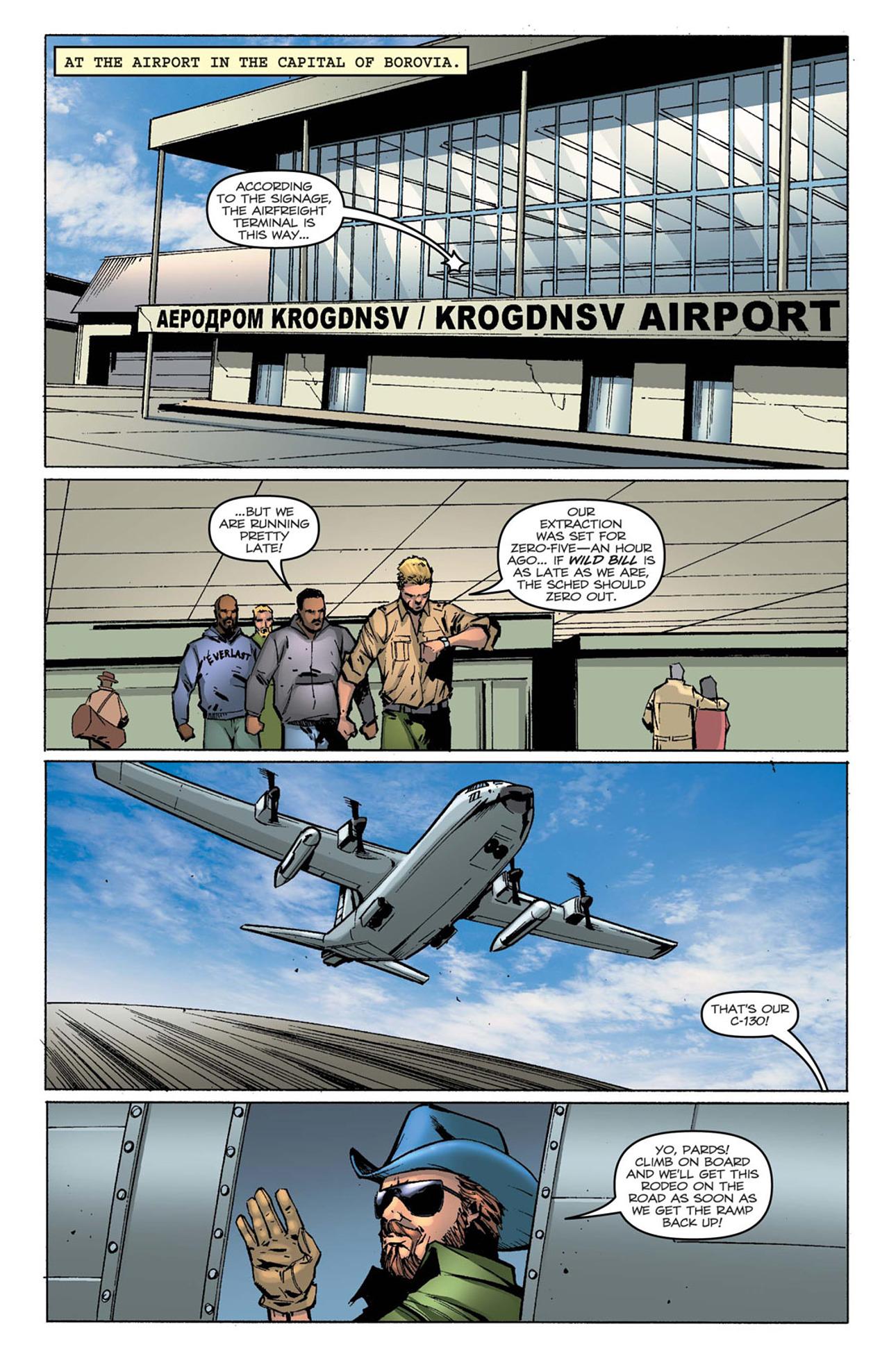 G.I. Joe: A Real American Hero 160 Page 19