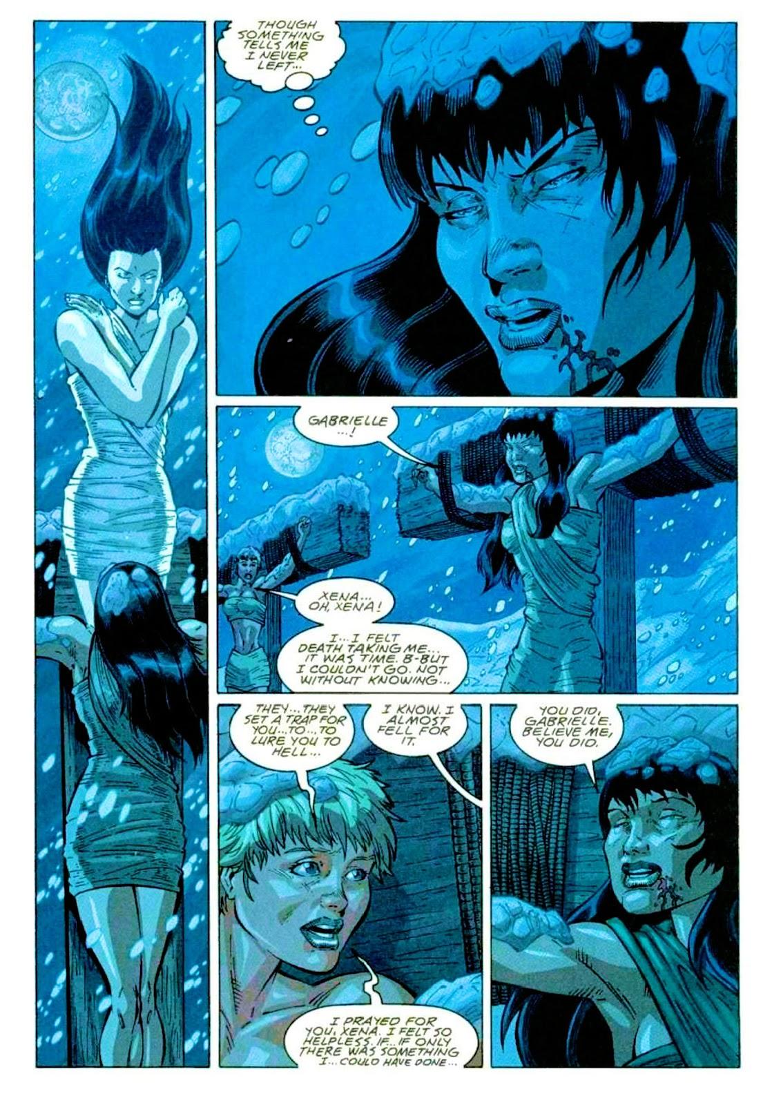 Xena: Warrior Princess (1999) Issue #2 #2 - English 25
