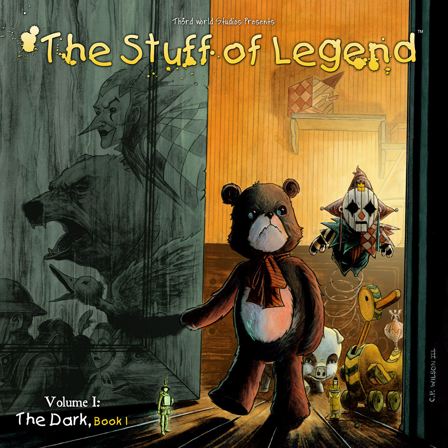 The Stuff of Legend: Volume I: The Dark issue 1 - Page 1