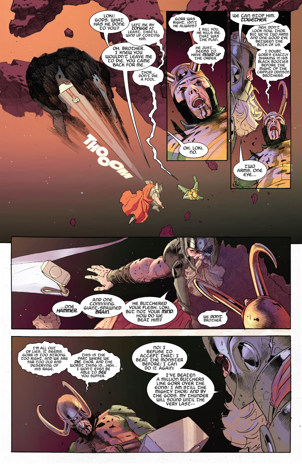 Read online King Thor comic -  Issue #2 - 19