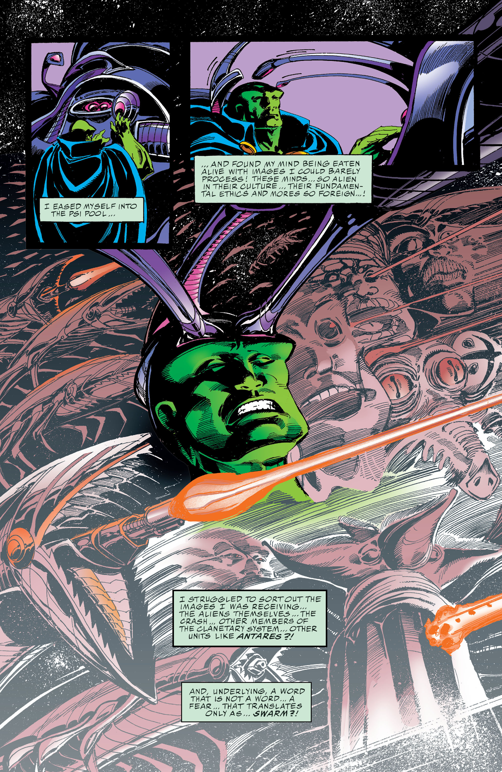 Read online Martian Manhunter: Son of Mars comic -  Issue # TPB - 73