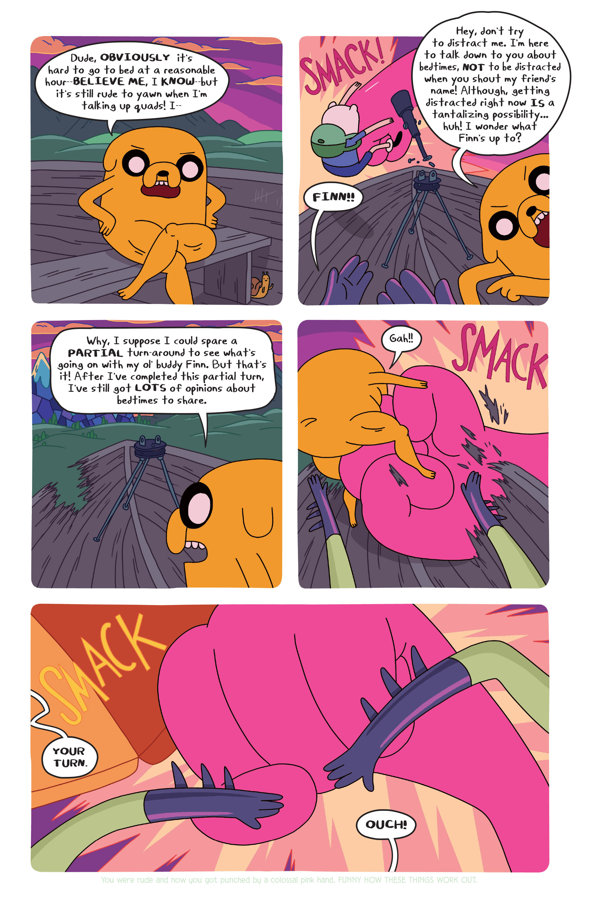 Read online Adventure Time comic -  Issue #20 - 9