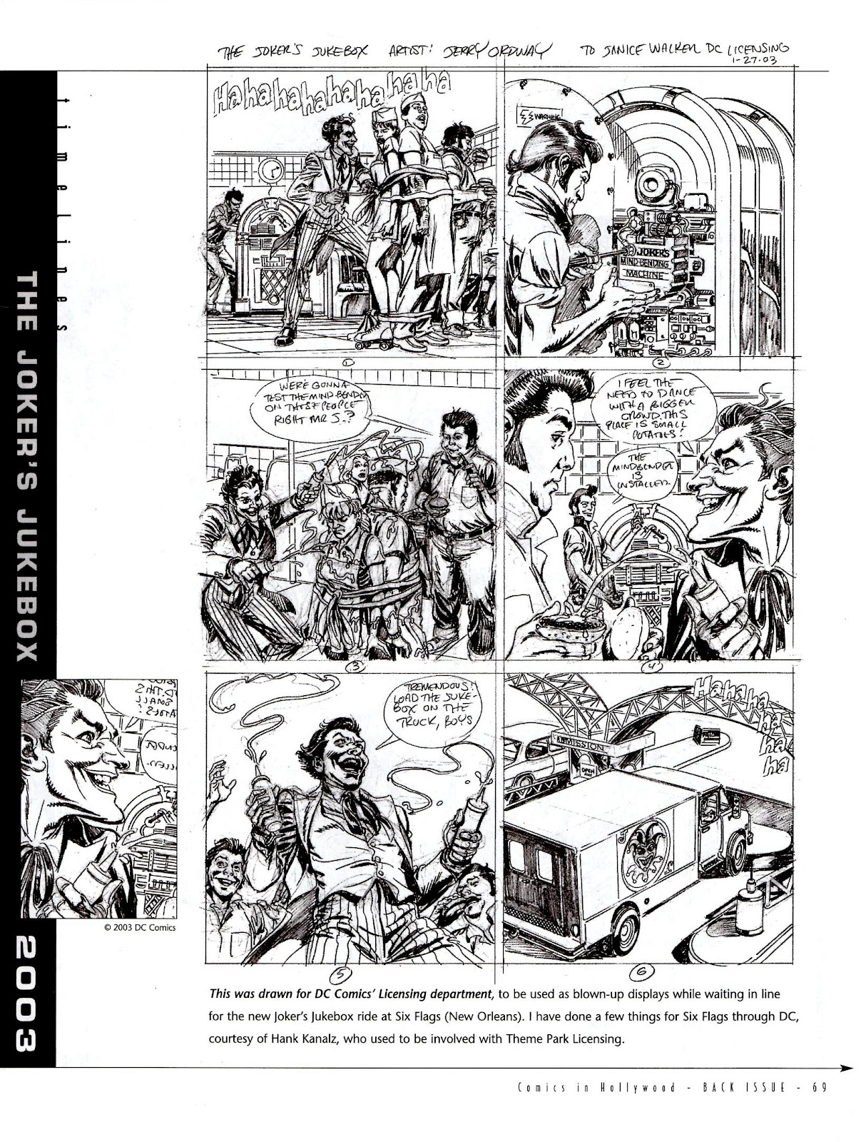 Back Issue issue 5 - Page 71