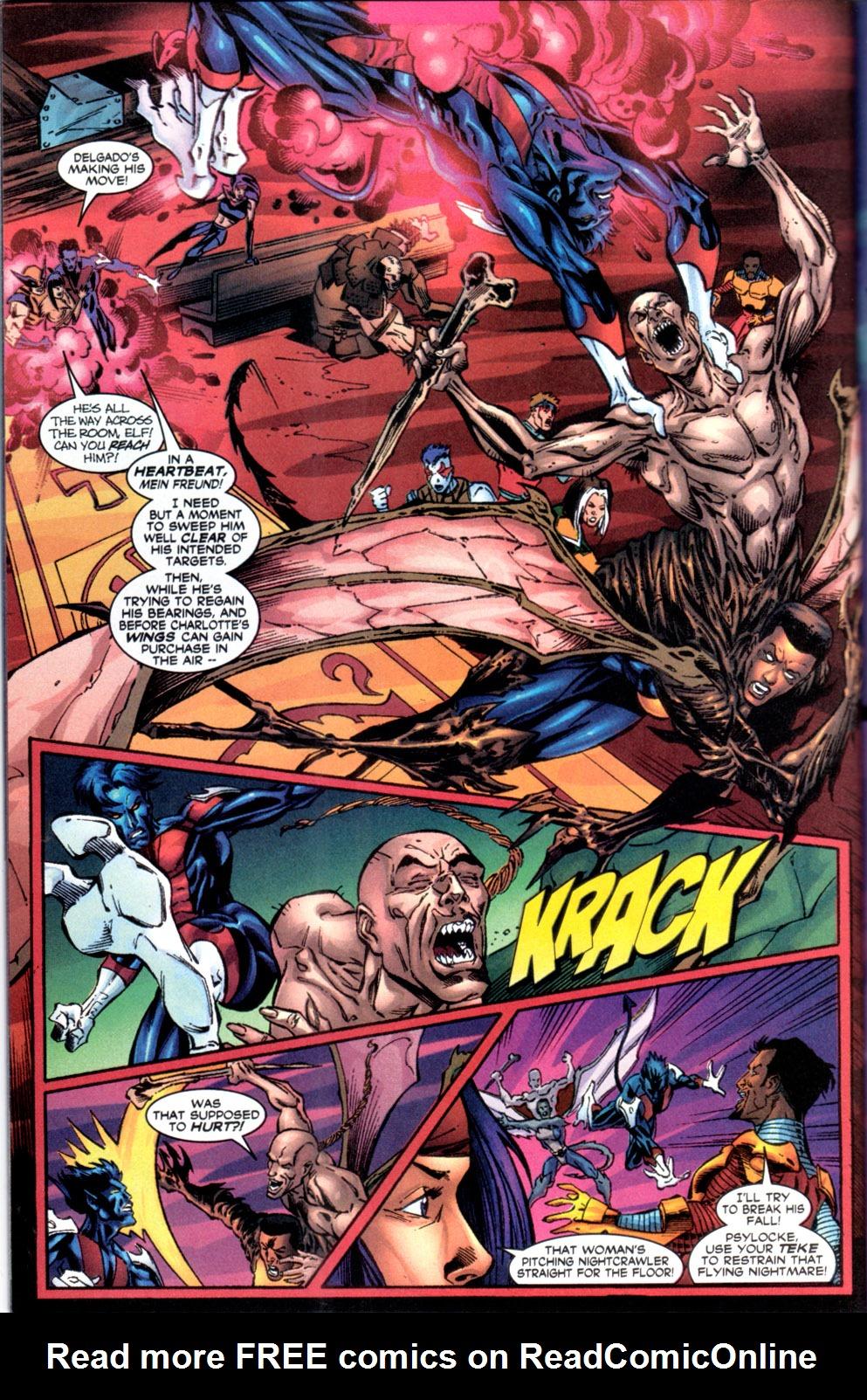 X-Men (1991) 106 Page 34