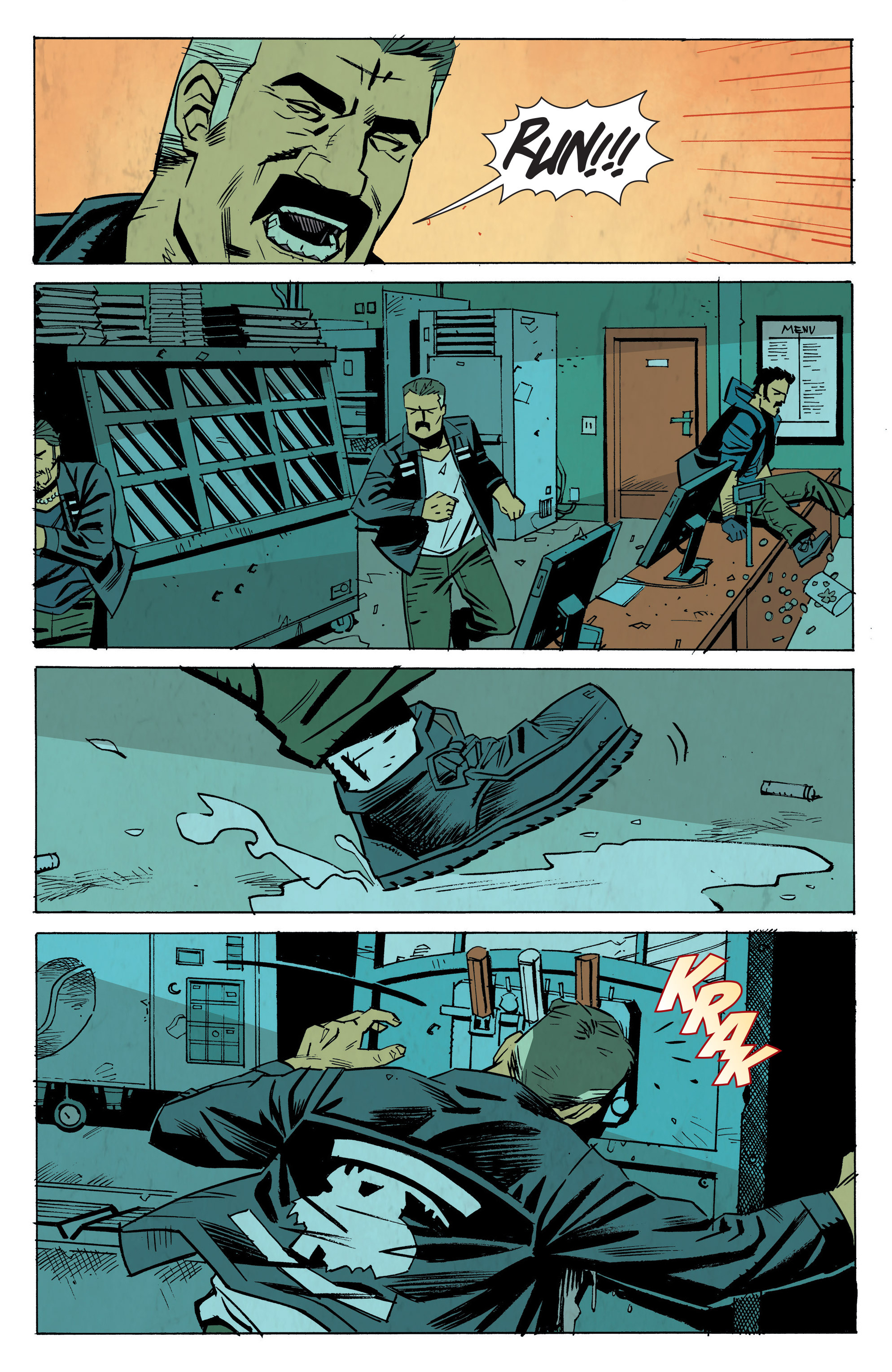 Read online Sons of Anarchy: Redwood Original comic -  Issue #8 - 12