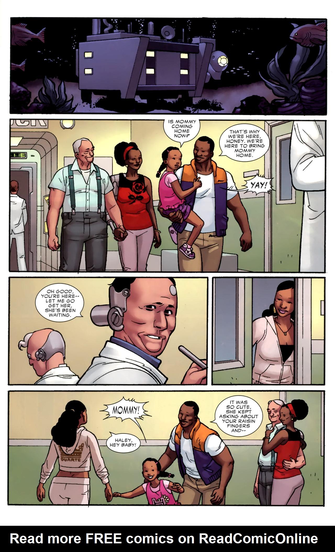 Read online Destroyer comic -  Issue #4 - 18